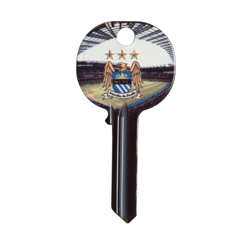 Manchester City Blank Key
