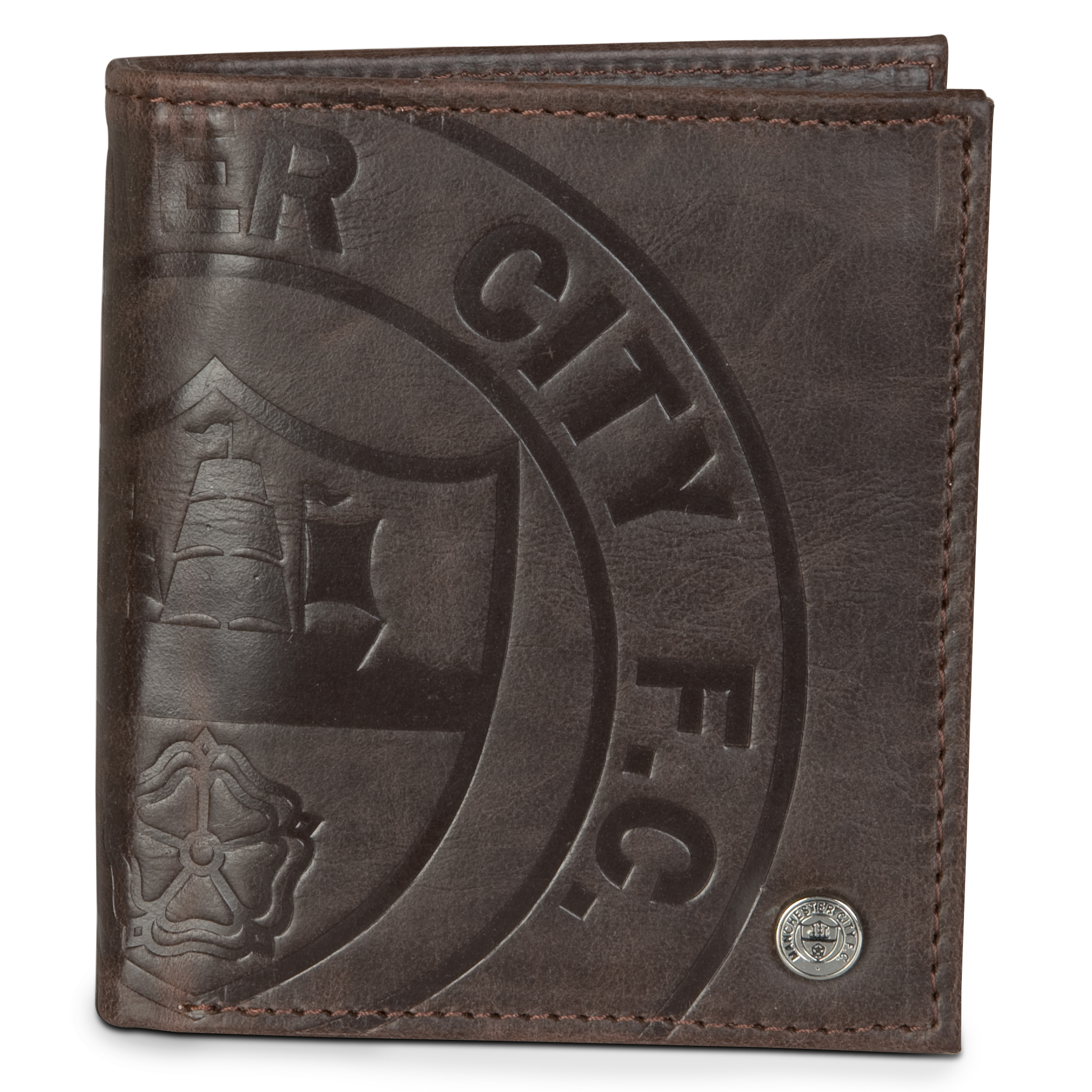 Manchester City Leather Wallet