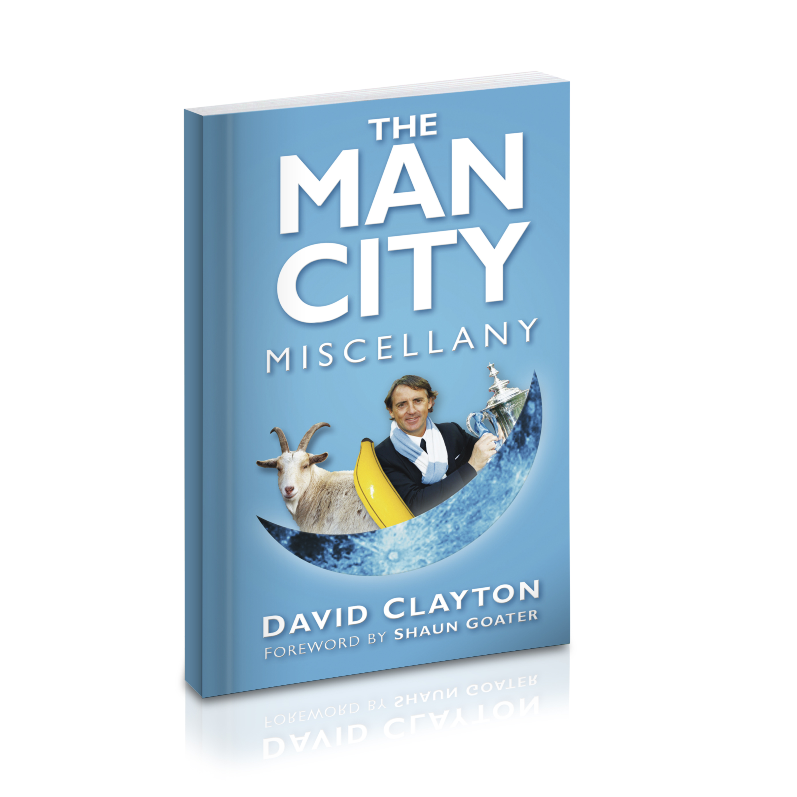Manchester City The Man City Miscellany book