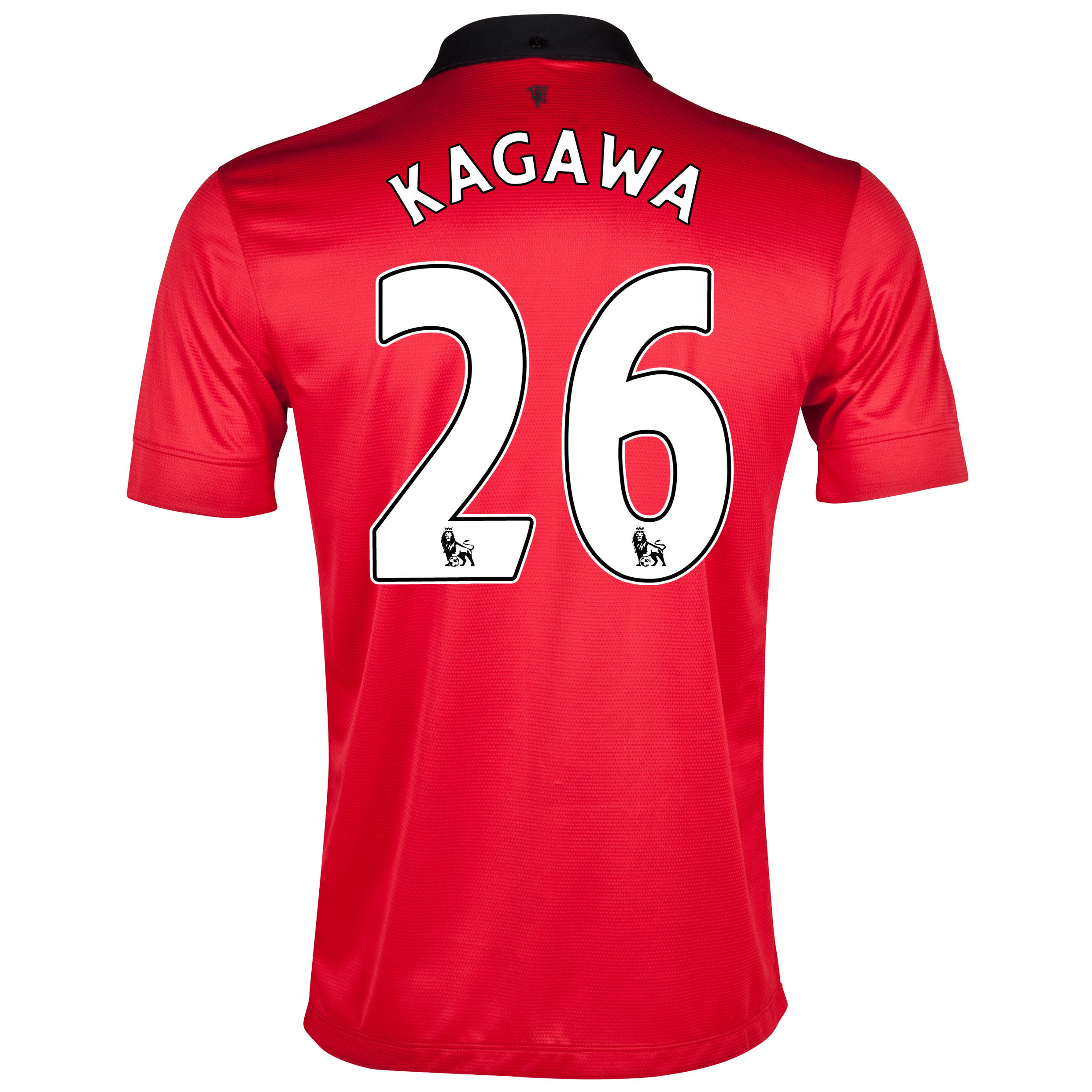 Manchester United Home Shirt 2013/14 with Kagawa 26 printing
