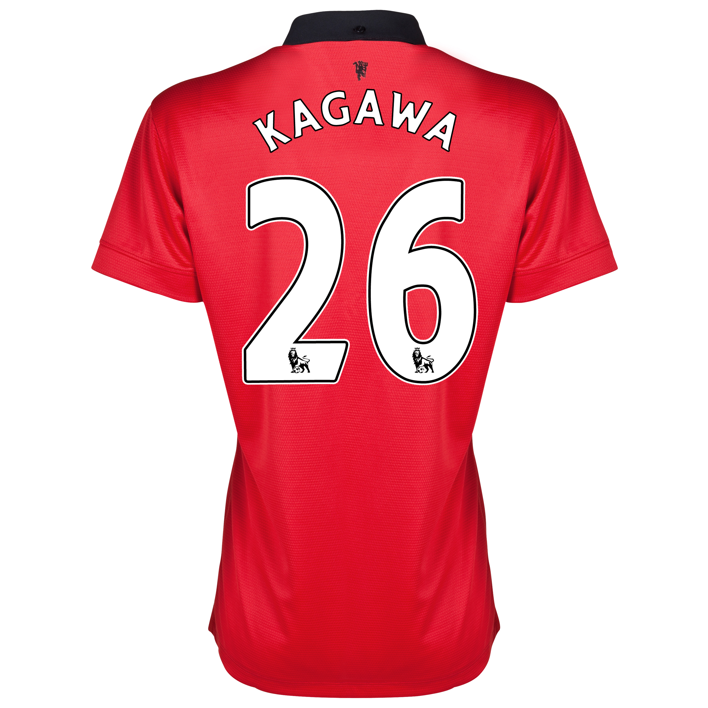 Manchester United Home Shirt 2013/14 - Womens with Kagawa 26 printing