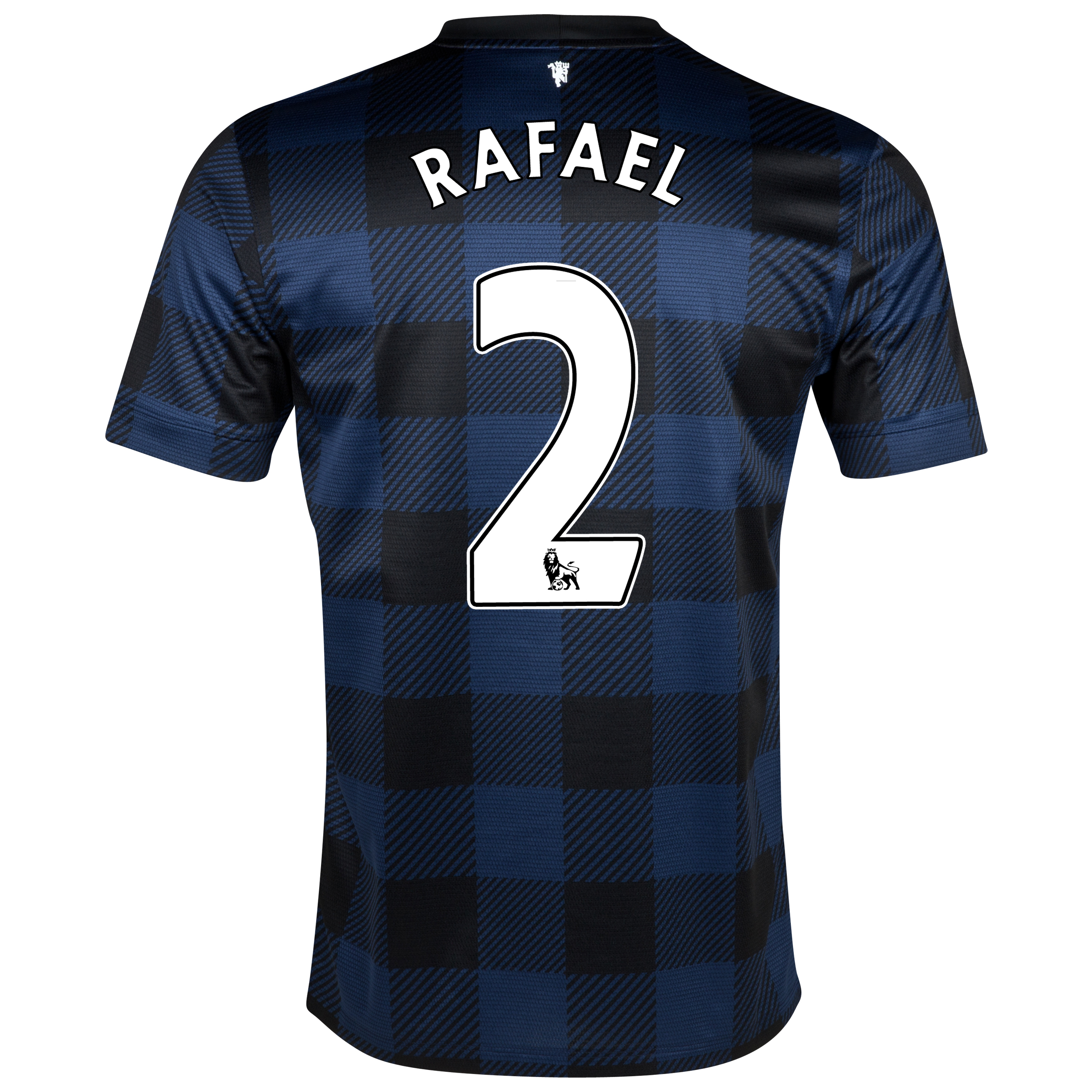 Manchester United Away Shirt 2013/14 with Rafael 2 printing