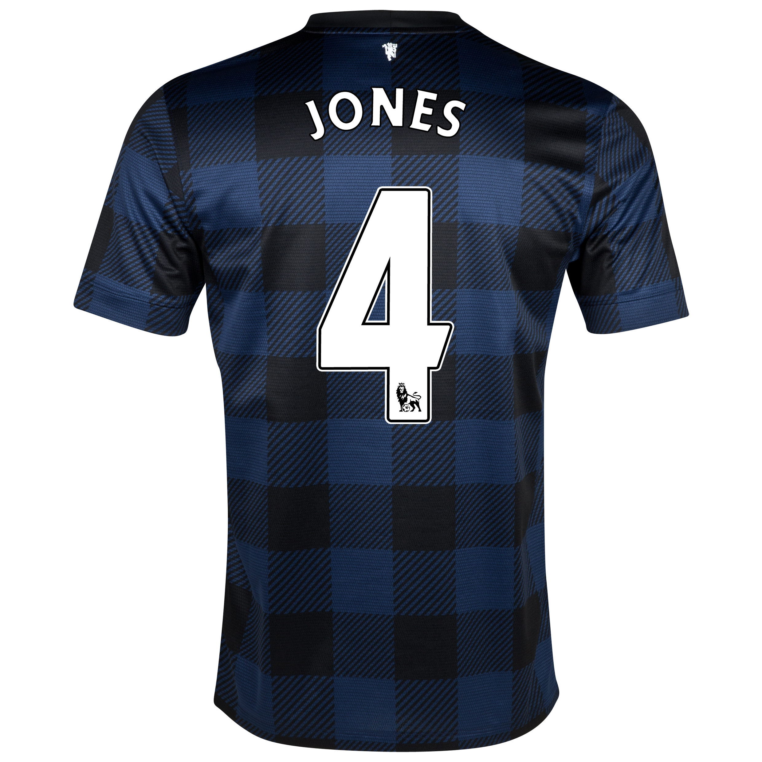 Manchester United Away Shirt 2013/14 with Jones 4 printing