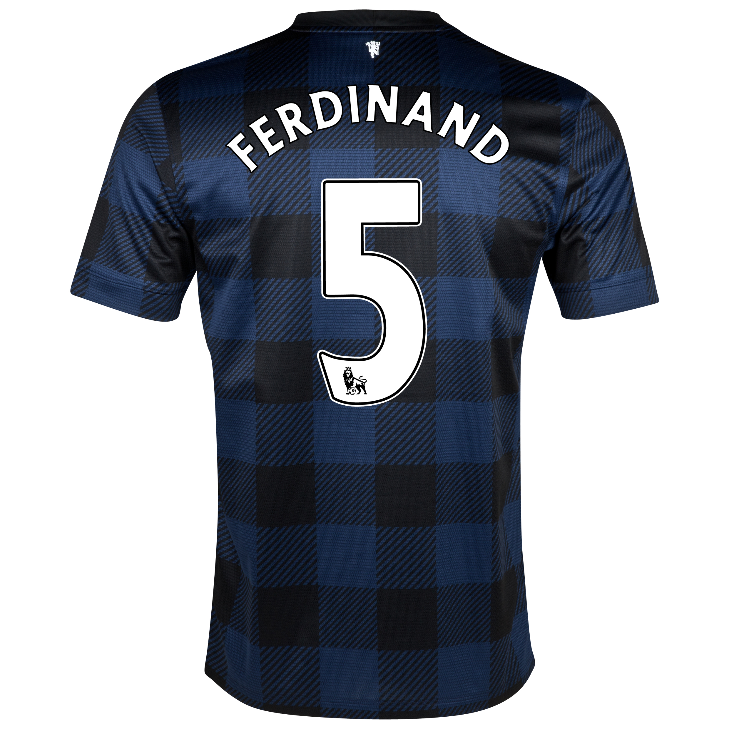 Manchester United Away Shirt 2013/14 with Ferdinand 5 printing
