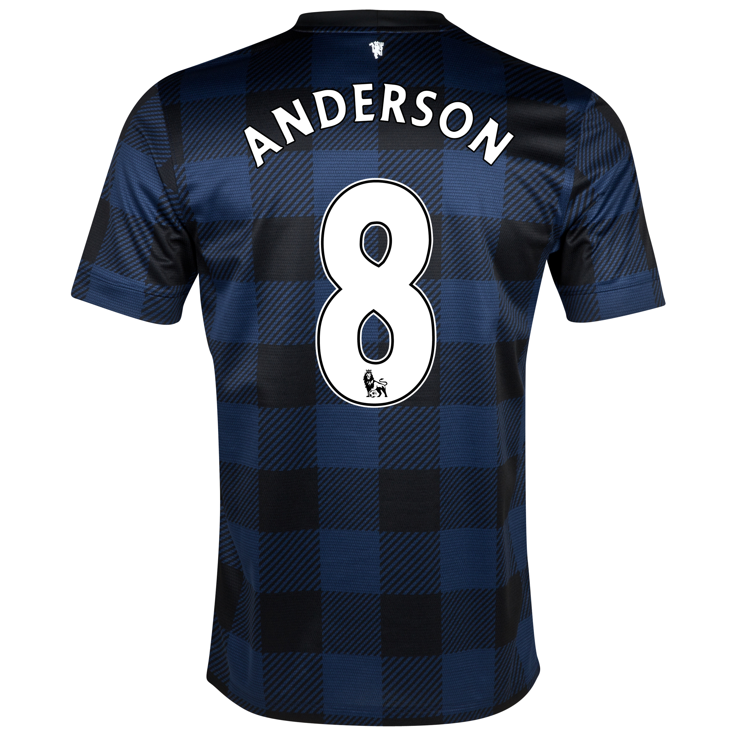 Manchester United Away Shirt 2013/14 with Anderson 8 printing