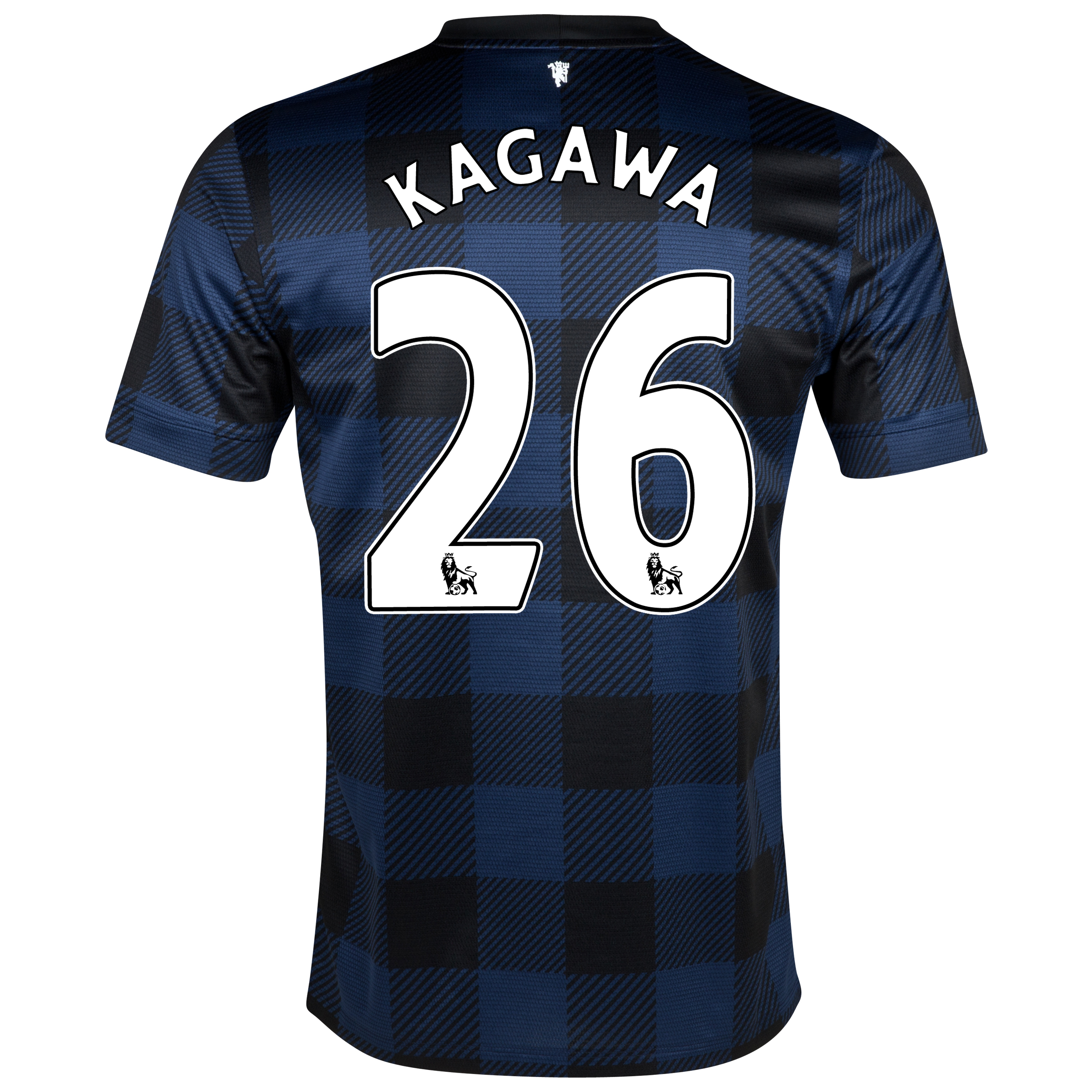 Manchester United Away Shirt 2013/14 with Kagawa 26 printing