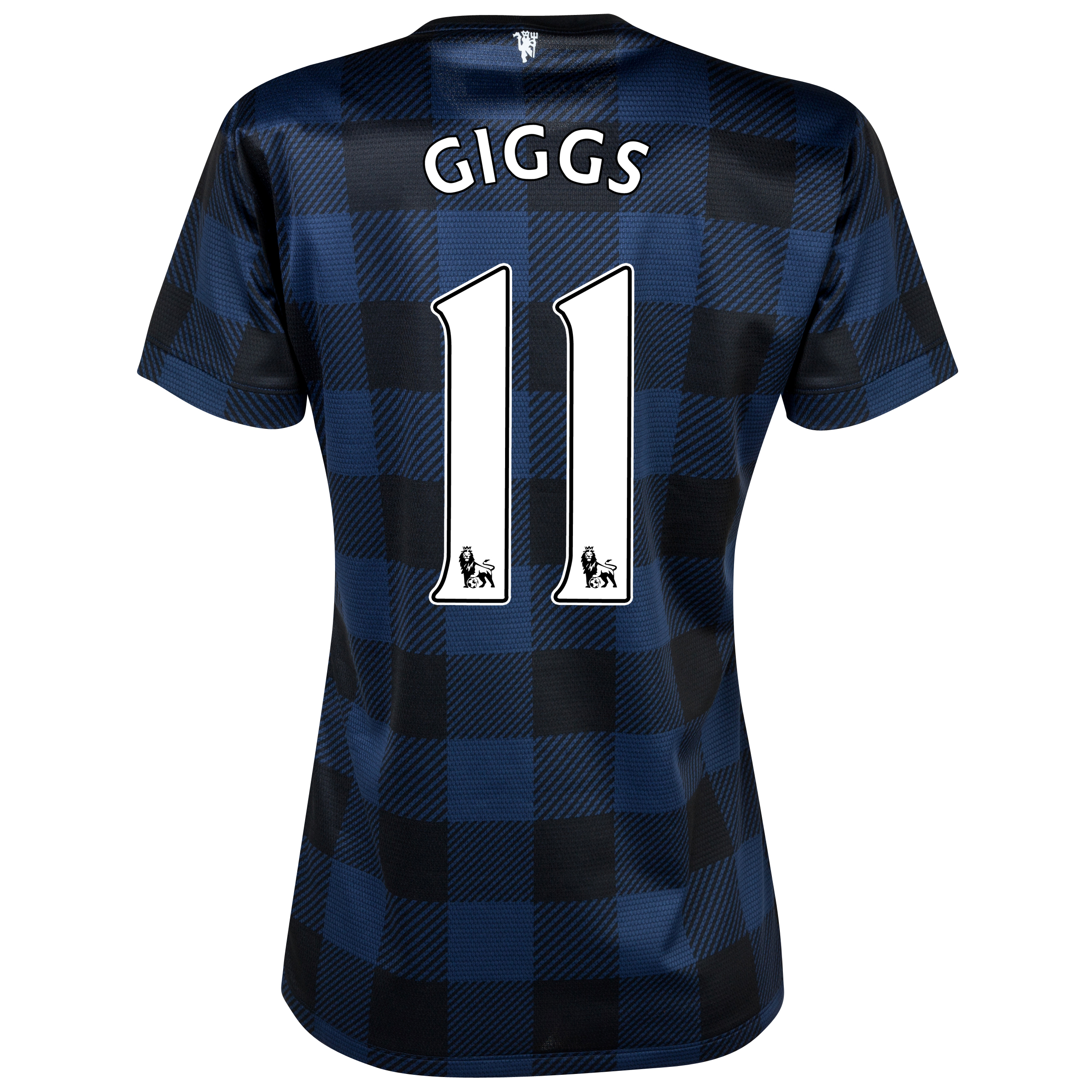 Manchester United Away Shirt 2013/14 - Womens with Giggs 11 printing