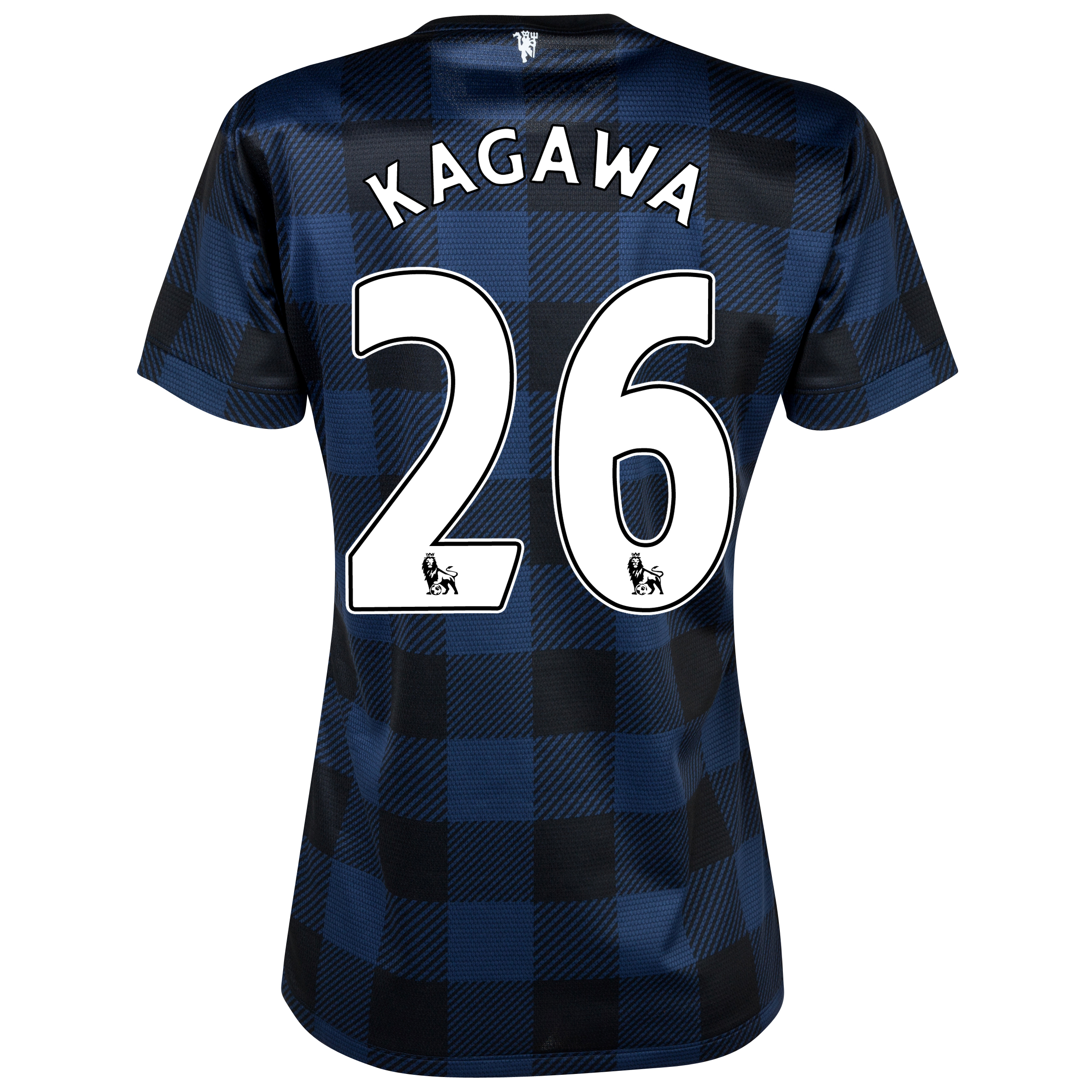 Manchester United Away Shirt 2013/14 - Womens with Kagawa 26 printing