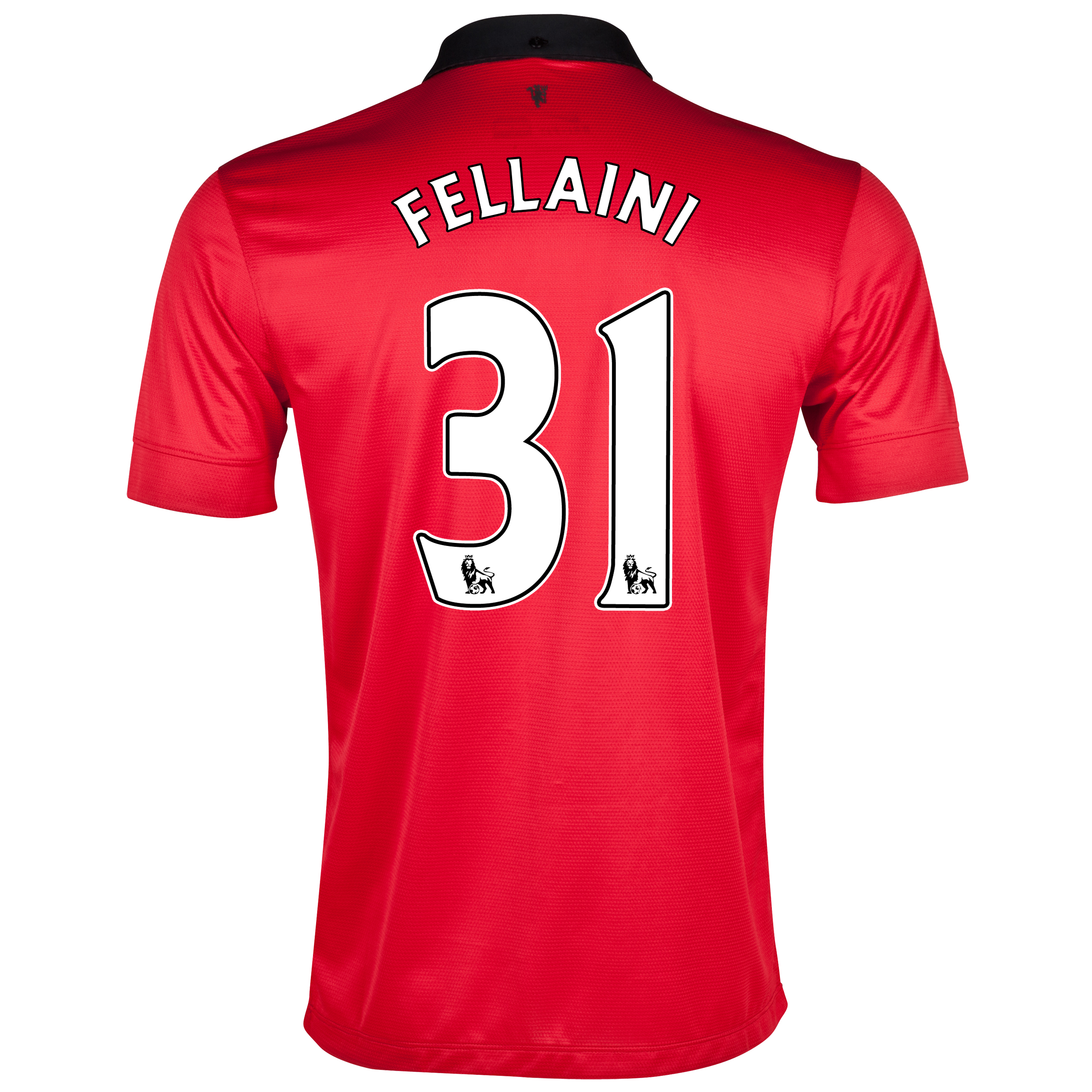Manchester United Home Shirt 2013/14 with Fellaini 31 printing