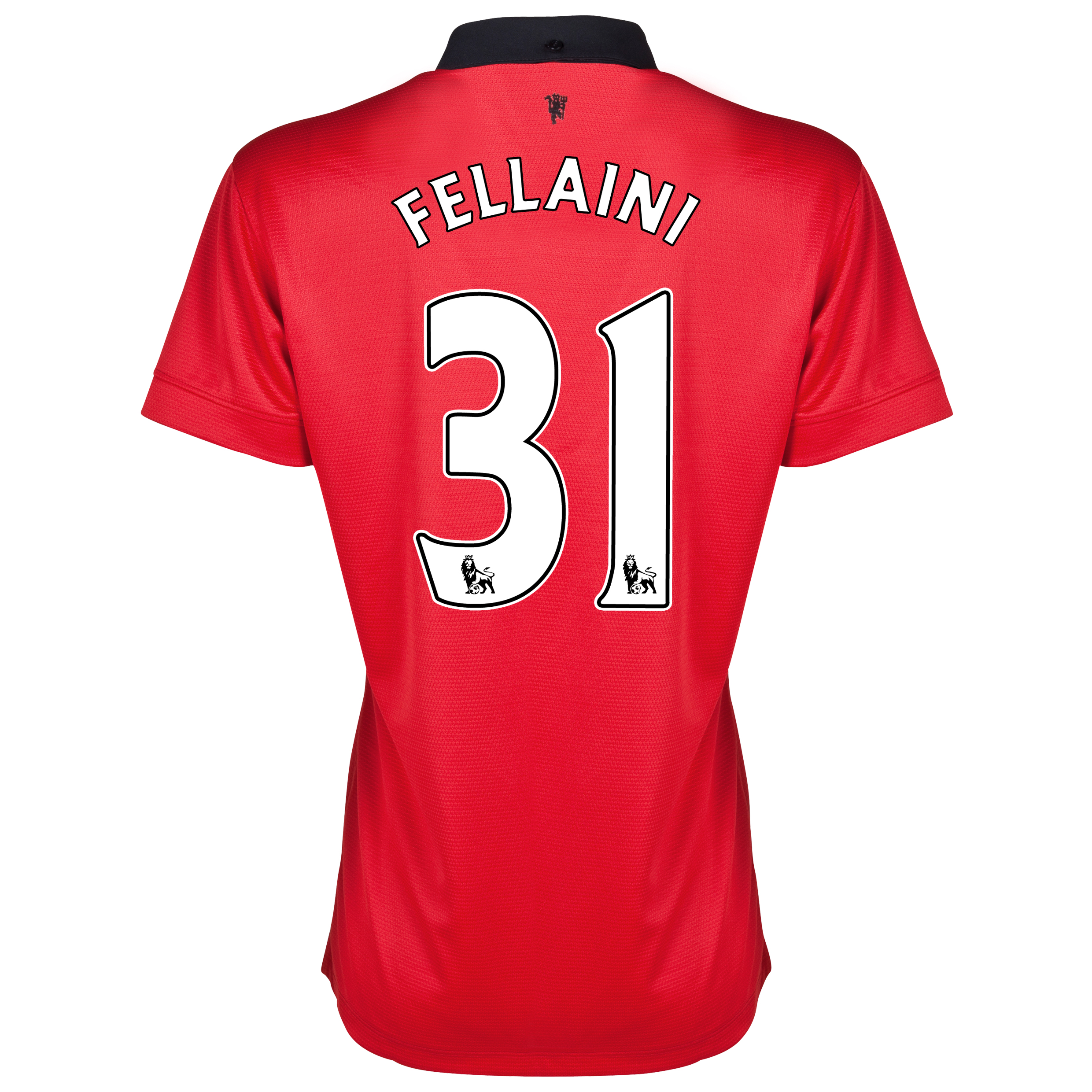 Manchester United Home Shirt 2013/14 - Womens with Fellaini 31 printing