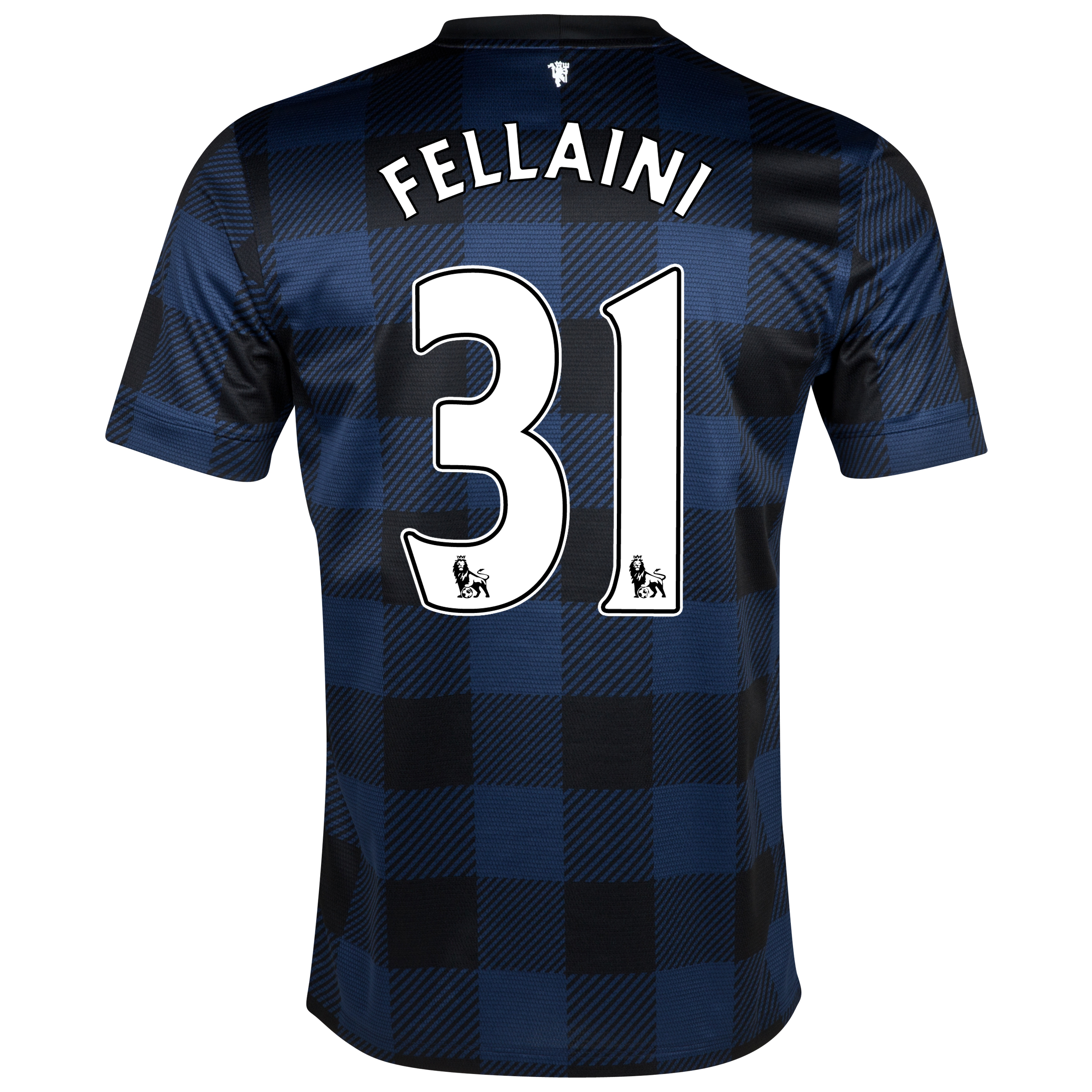 Manchester United Away Shirt 2013/14 with Fellaini 31 printing
