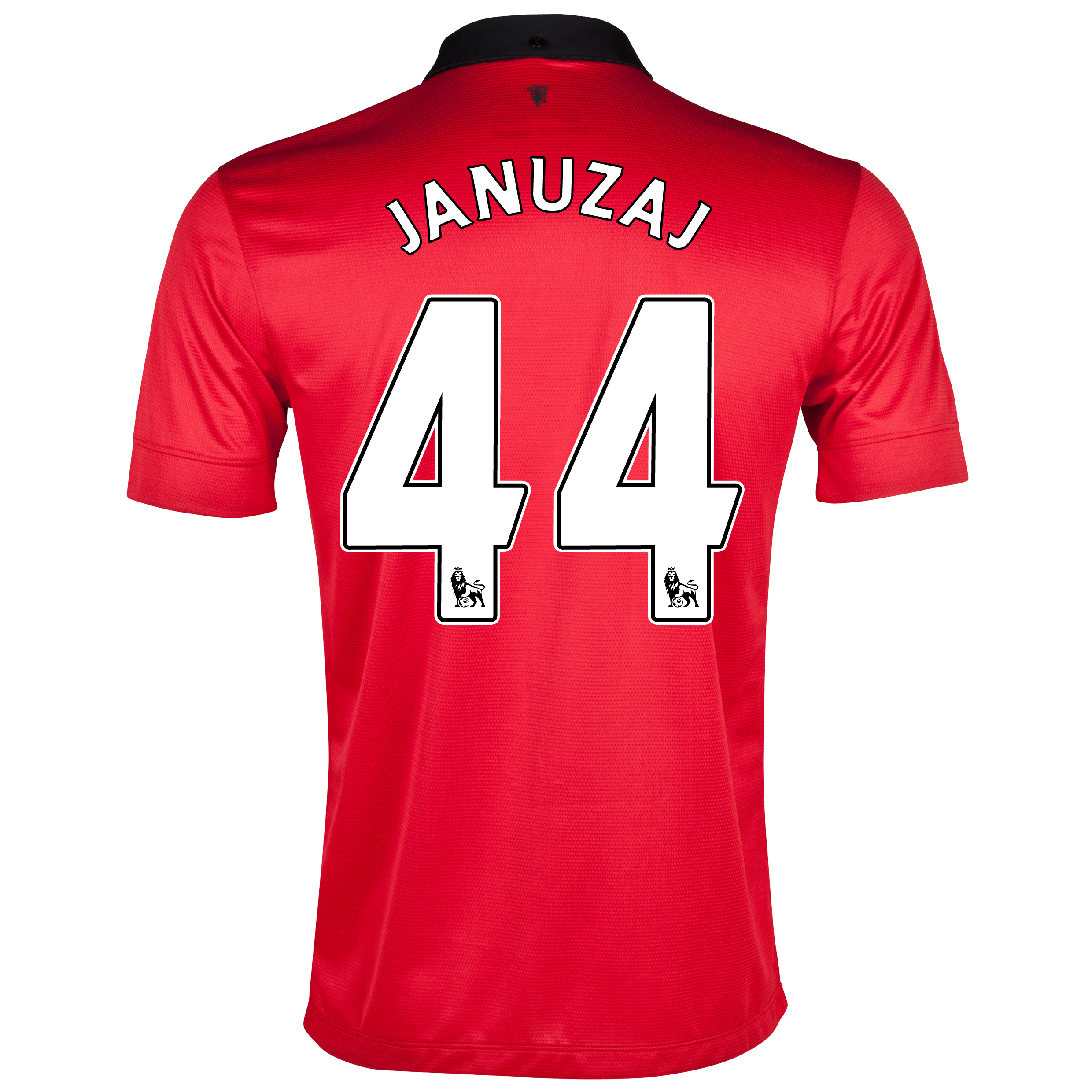 Manchester United Home Shirt 2013/14 with Januzaj 44 printing
