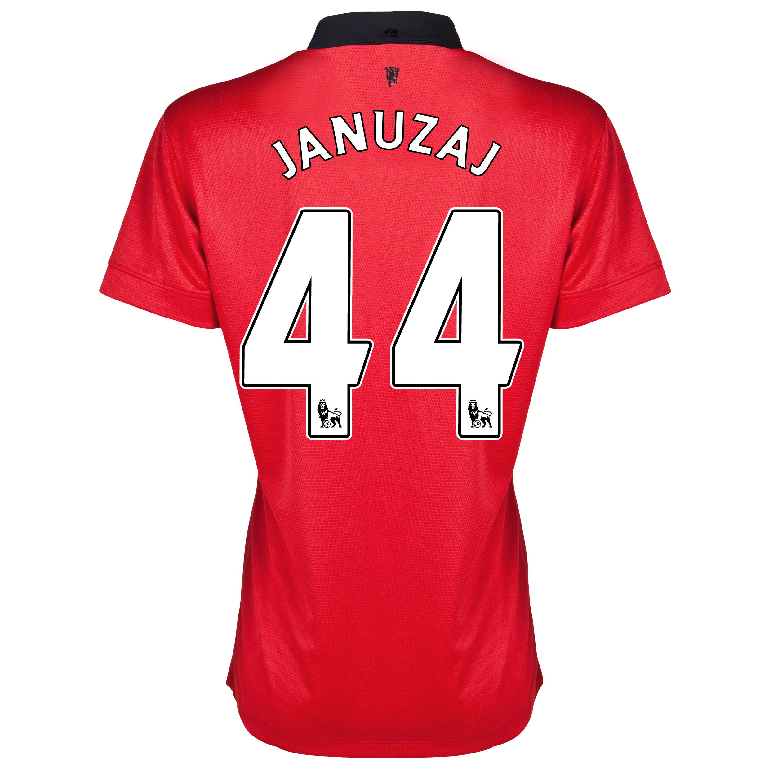 Manchester United Home Shirt 2013/14 - Womens with Januzaj 44 printing