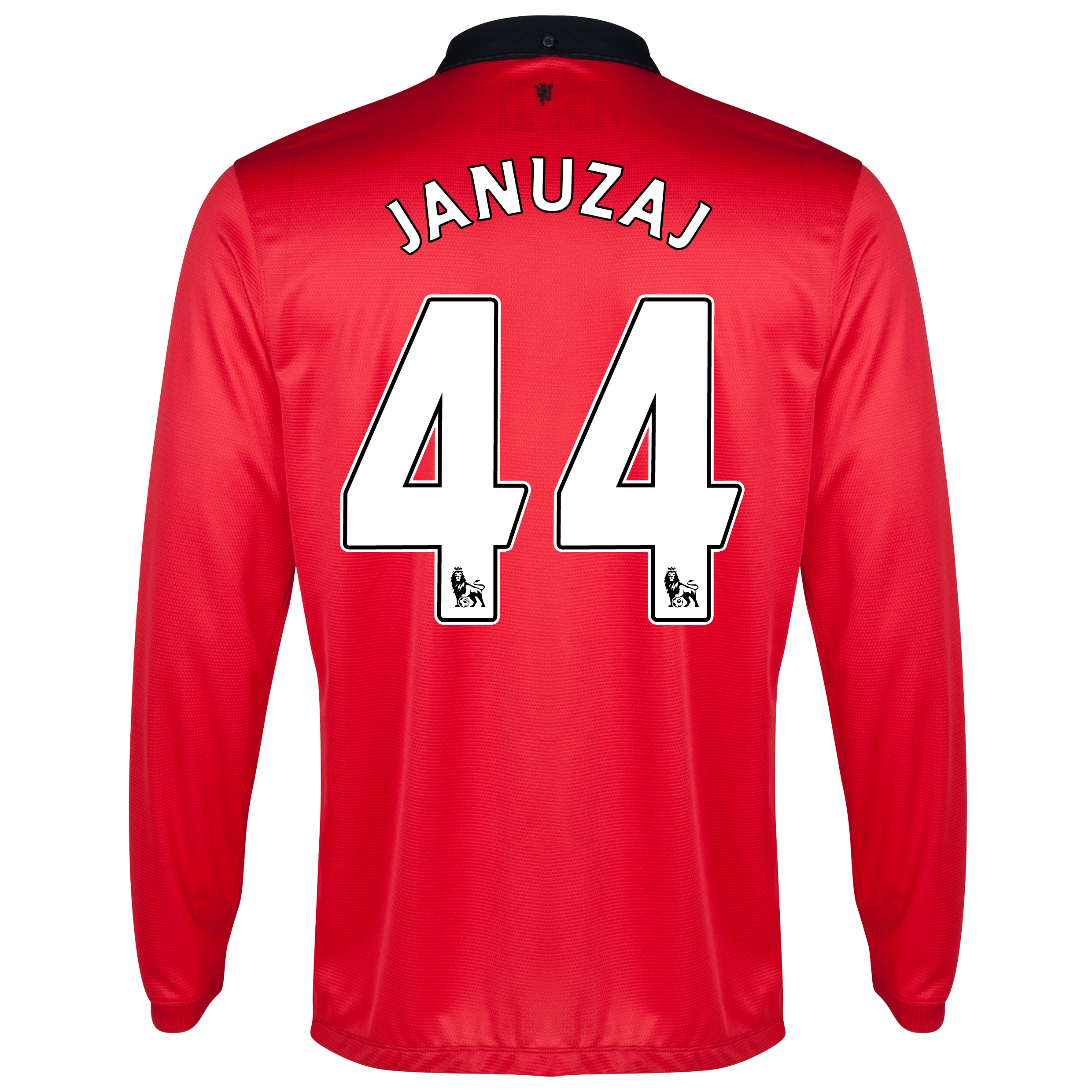 Manchester United Home Shirt 2013/14 - Long Sleeved - Kids with Januzaj 44 printing