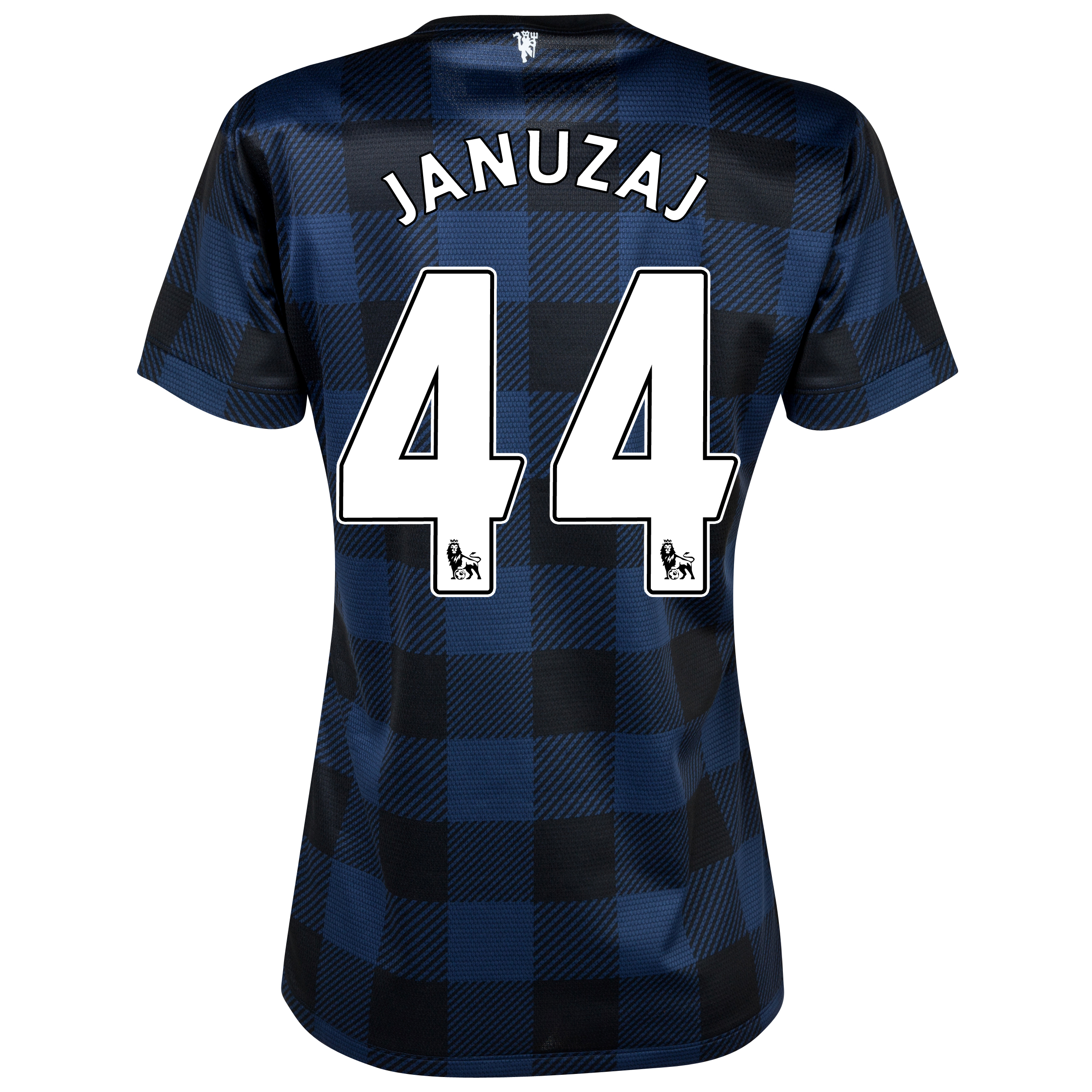 Manchester United Away Shirt 2013/14 - Womens with Januzaj 44 printing