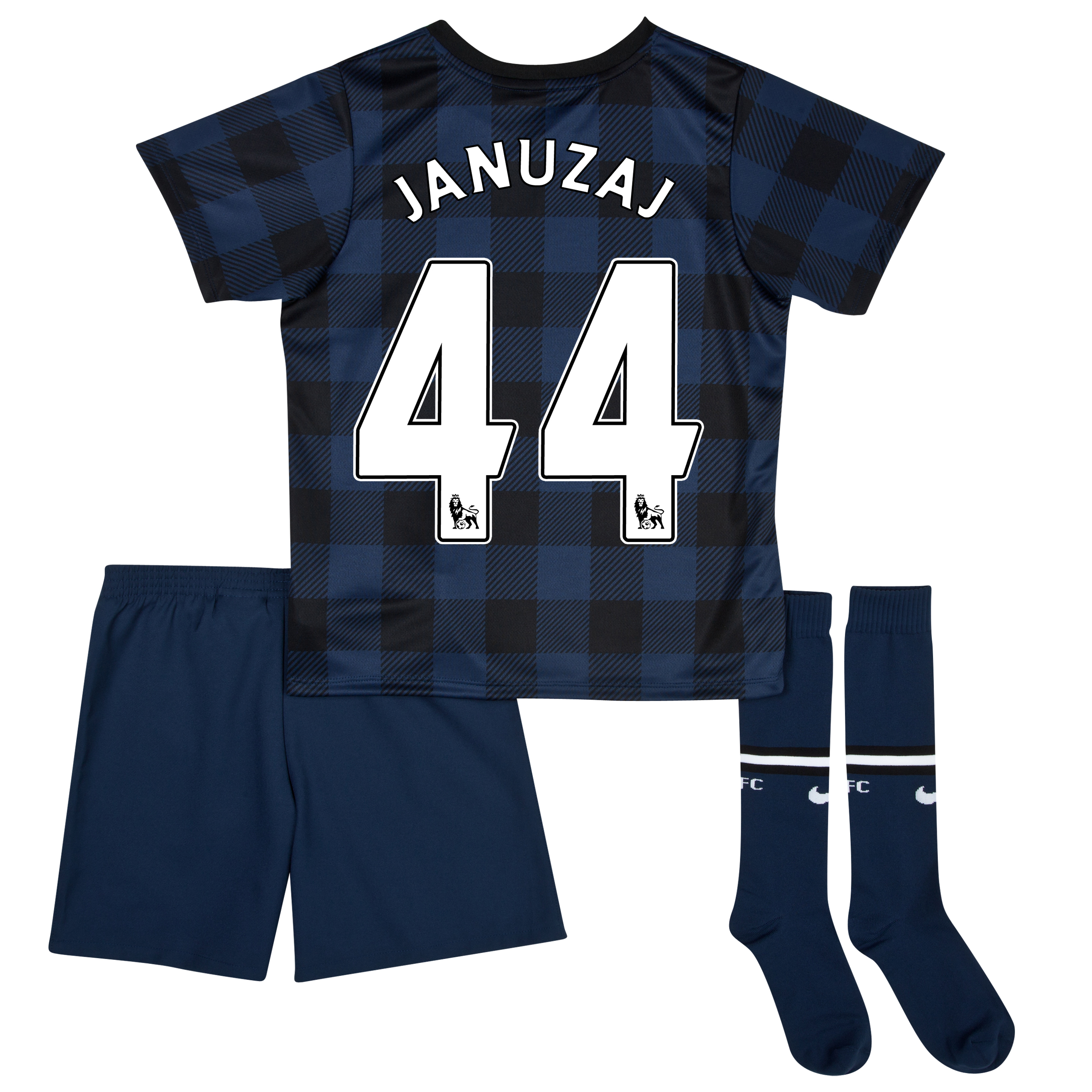 Manchester United Away Kit 2013/14 - Little Boys with Januzaj 44 printing