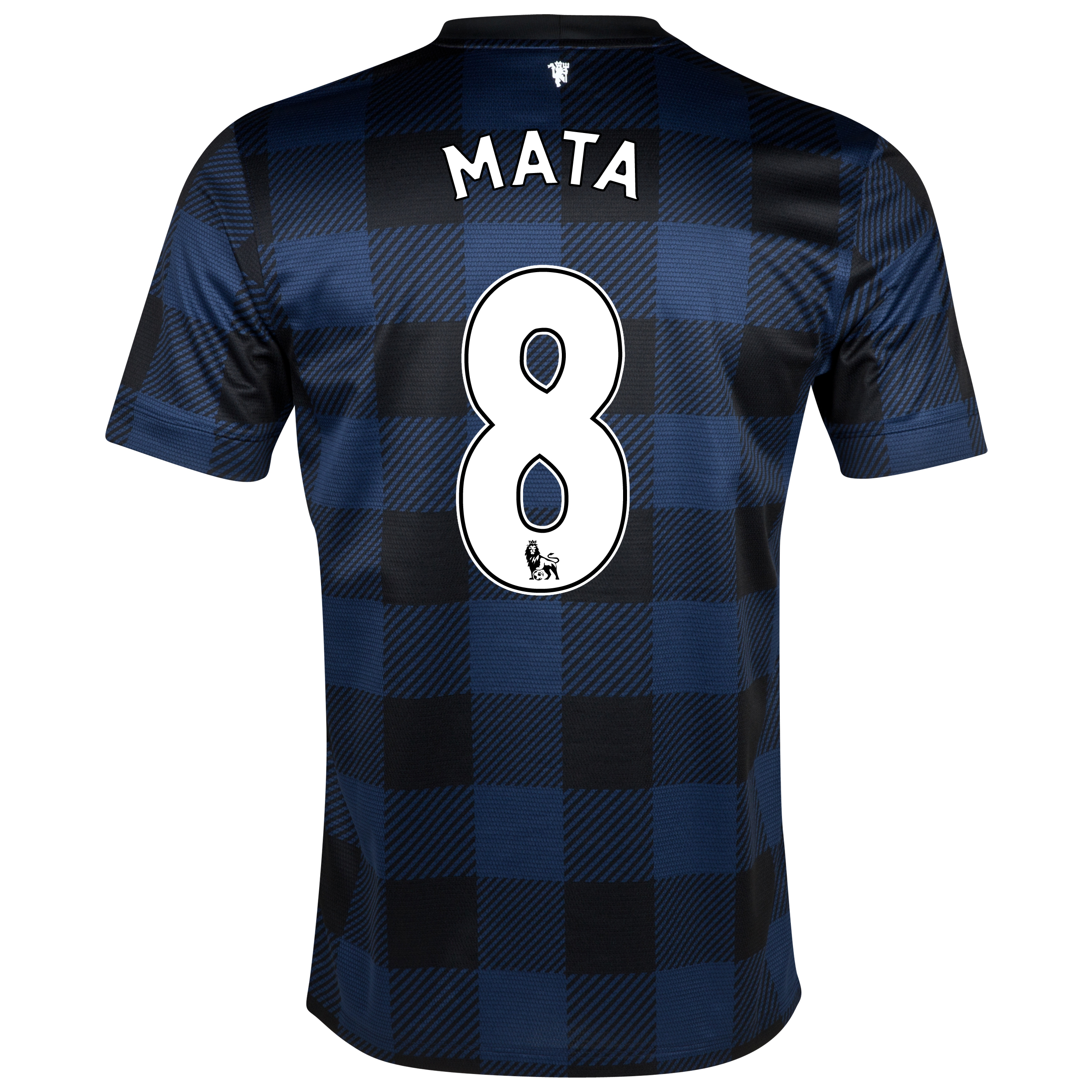 Manchester United Away Shirt 2013/14 with Mata 8 printing