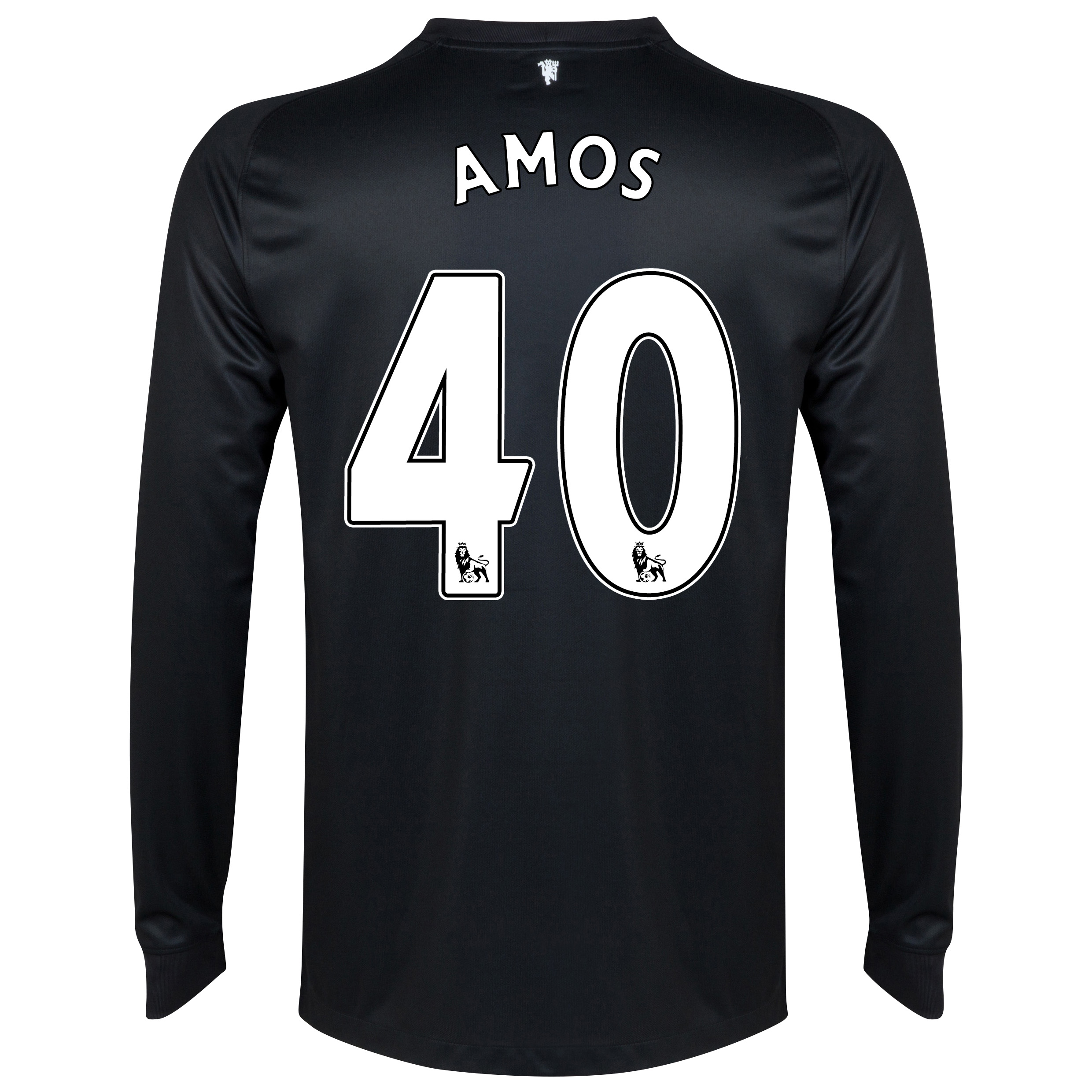 Manchester United Change Goalkeeper Shirt 2014/15 with Amos 40 printing