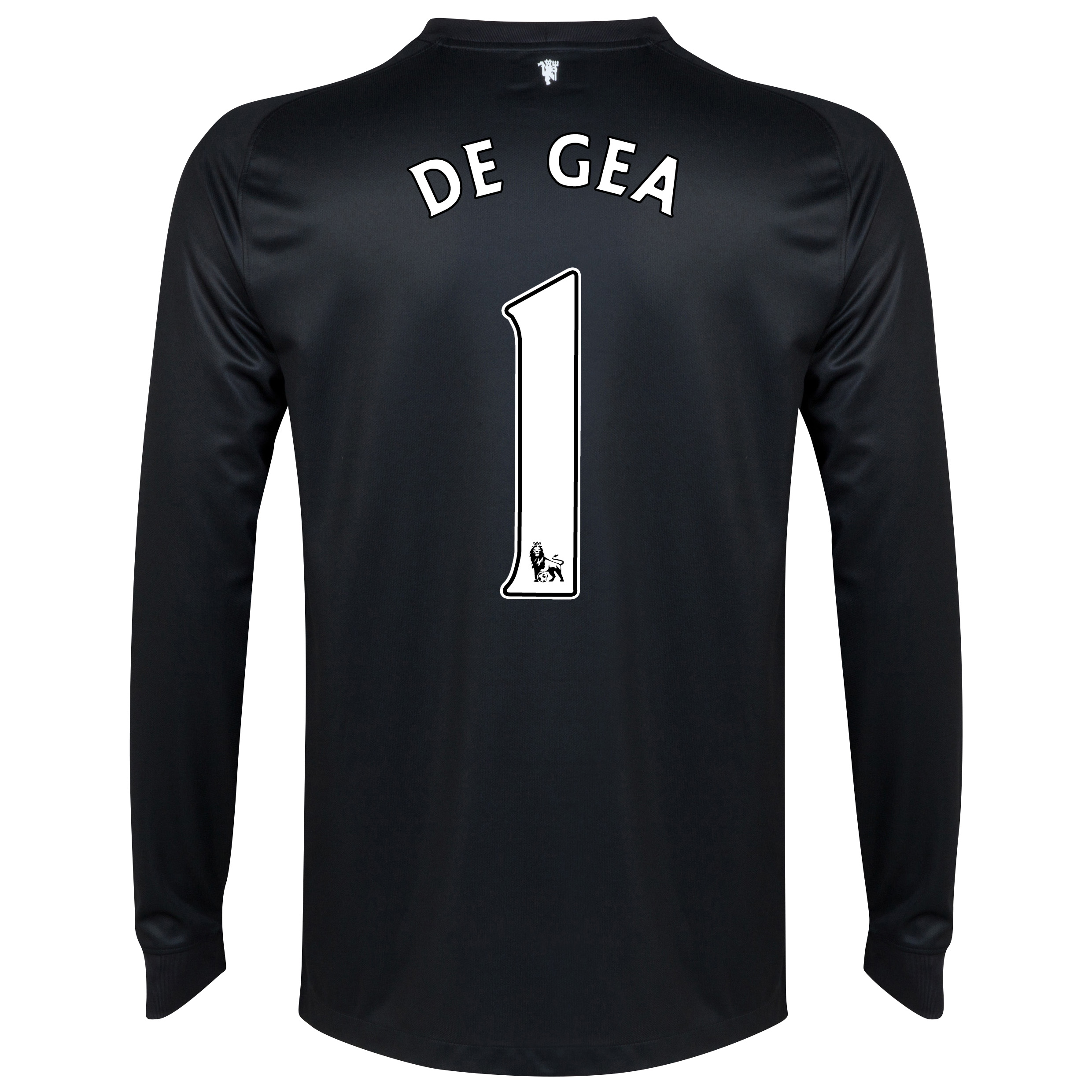Manchester United Change Goalkeeper Shirt 2014/15 - Kids with De Gea 1 printing