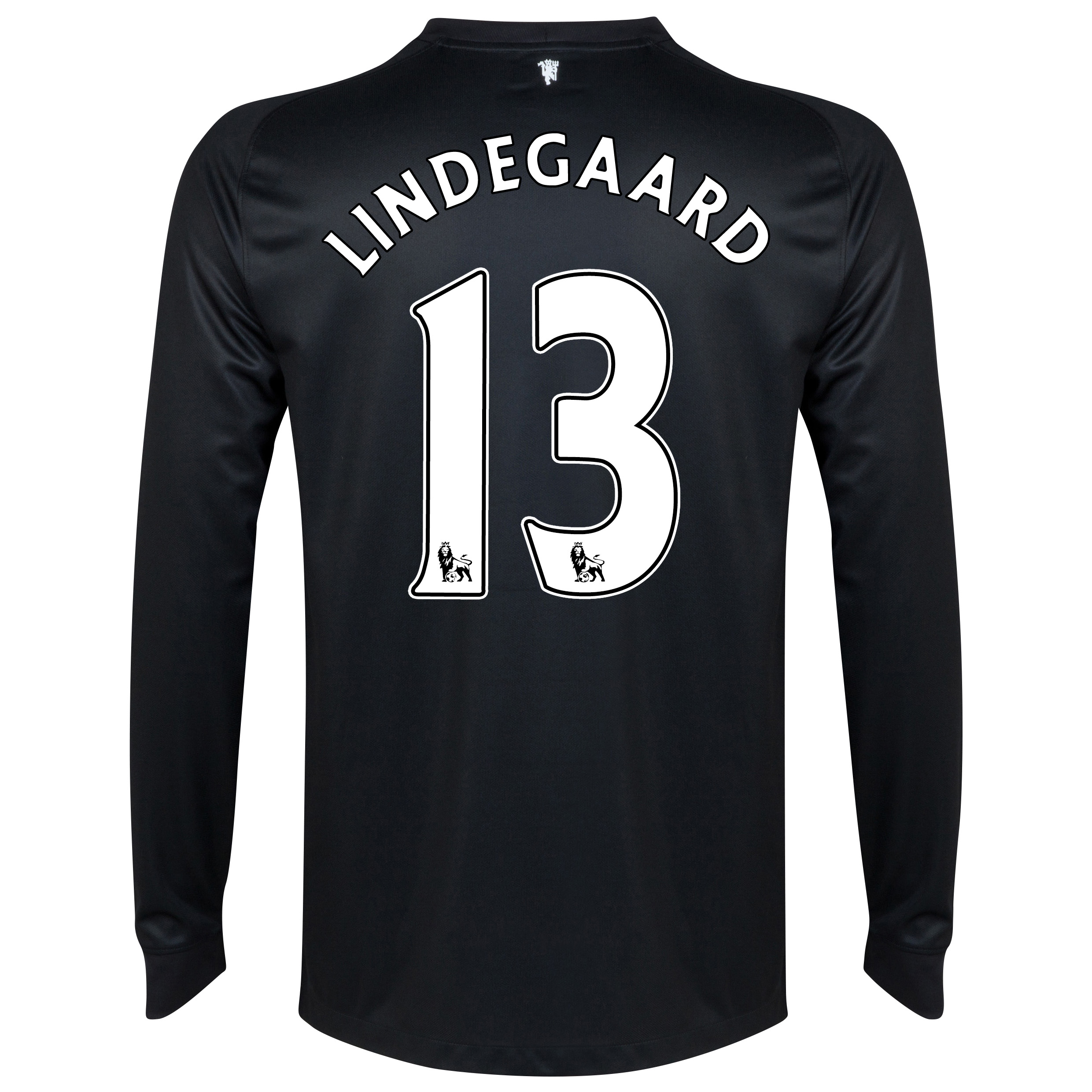 Manchester United Change Goalkeeper Shirt 2014/15 - Kids with Lindegaard 13 printing