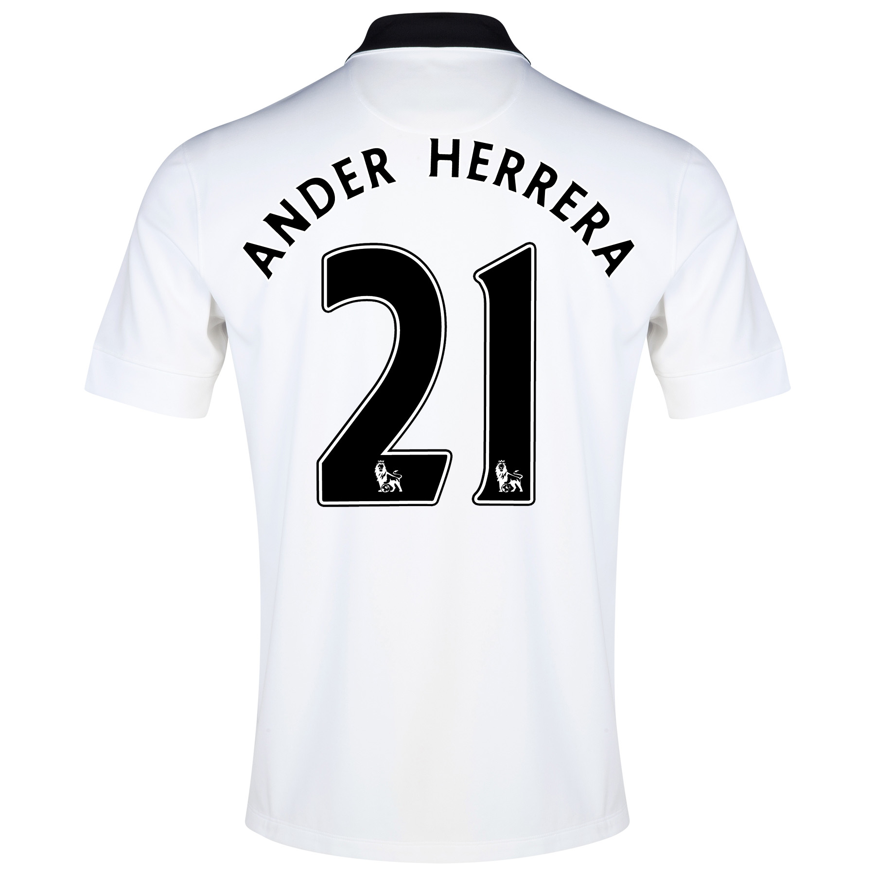 Manchester United Away Shirt 2014/15 with Herrera TBC printing