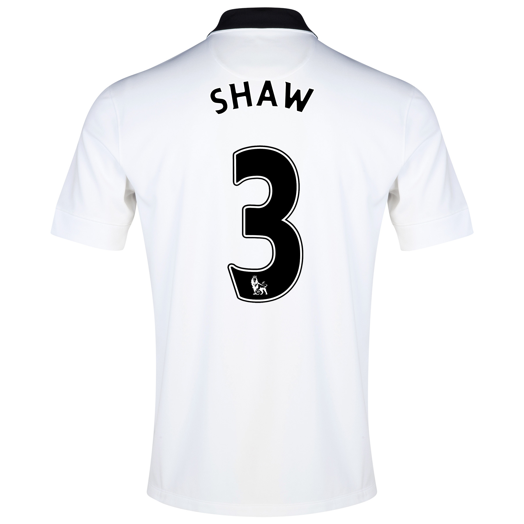 Manchester United Away Shirt 2014/15 with Shaw TBC printing