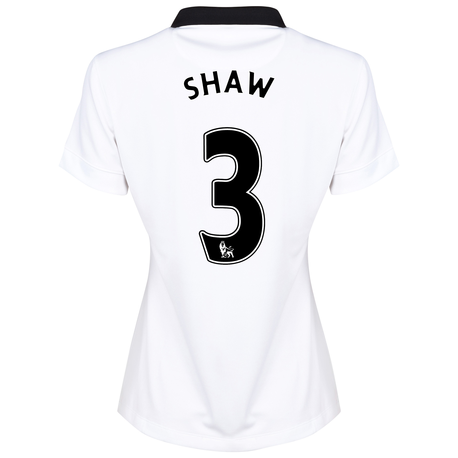 Manchester United Away Shirt 2014/15 - Womens with Shaw TBC printing