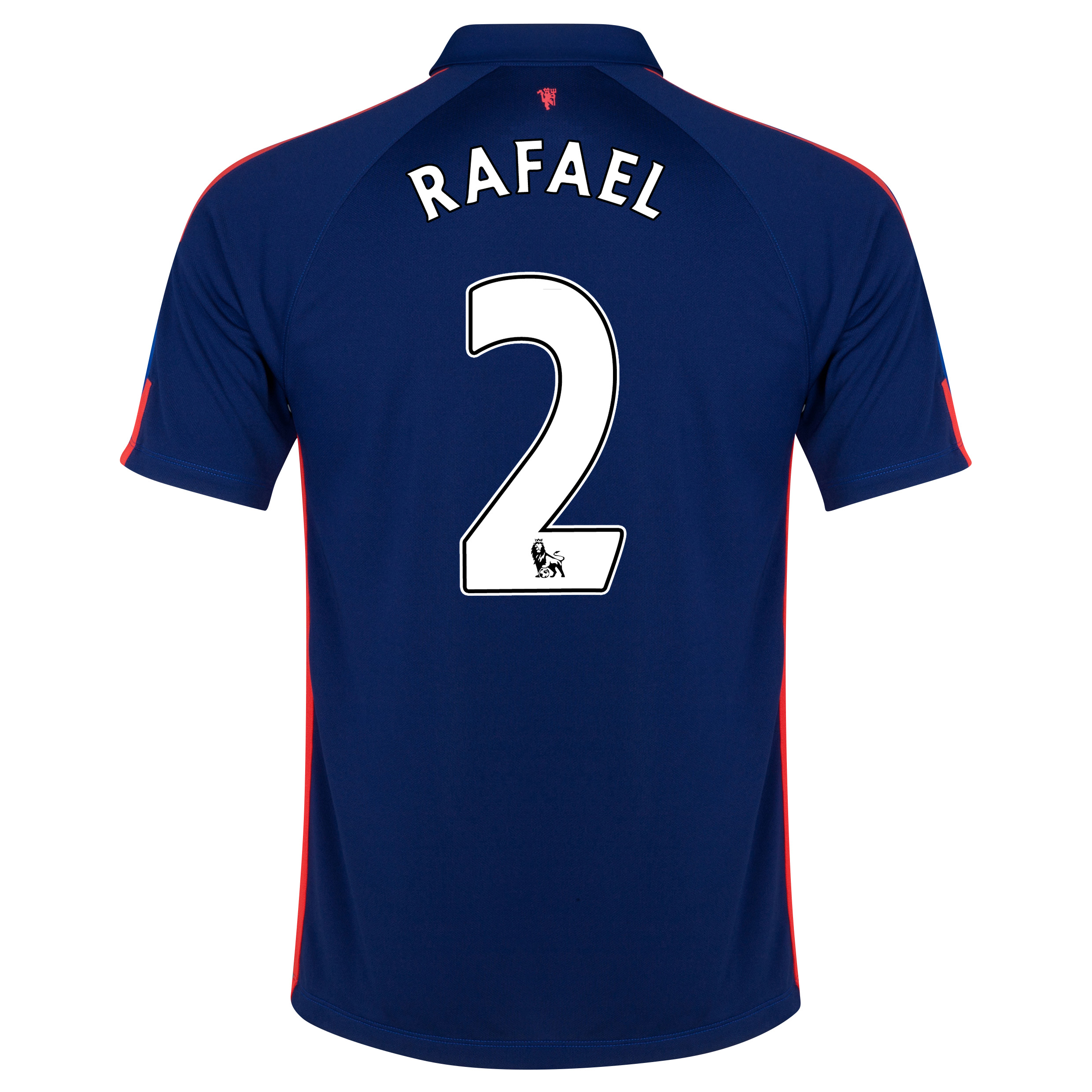Manchester United Third Shirt 2014/15 with Rafael 2 printing