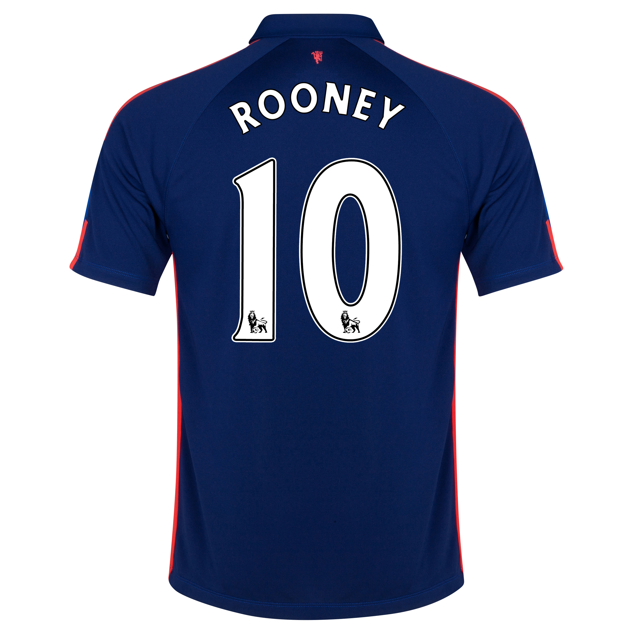 Manchester United Third Shirt 2014/15 with Rooney 10 printing