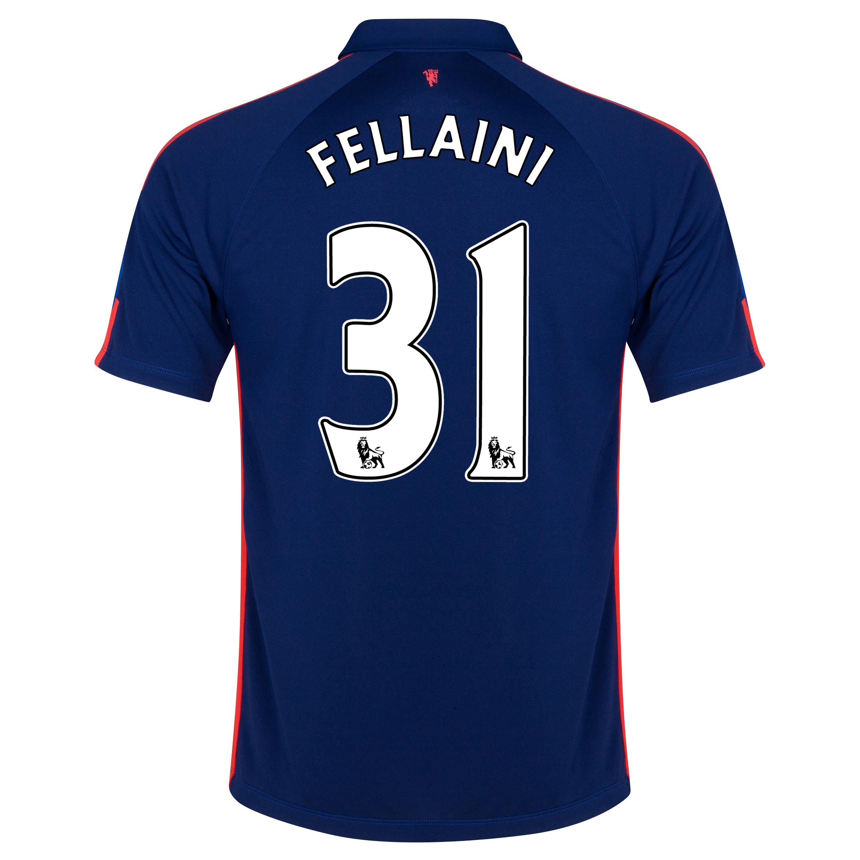 Manchester United Third Shirt 2014/15 - Kids with Fellaini 31 printing