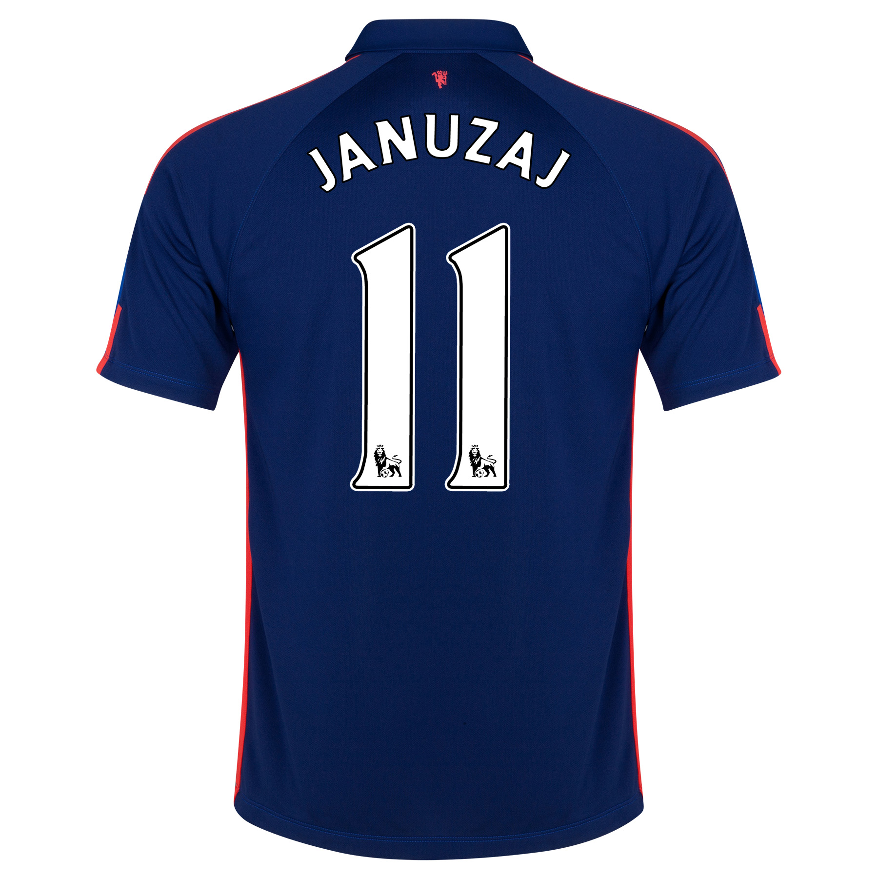 Manchester United Third Shirt 2014/15 - Kids with Januzaj 11 printing