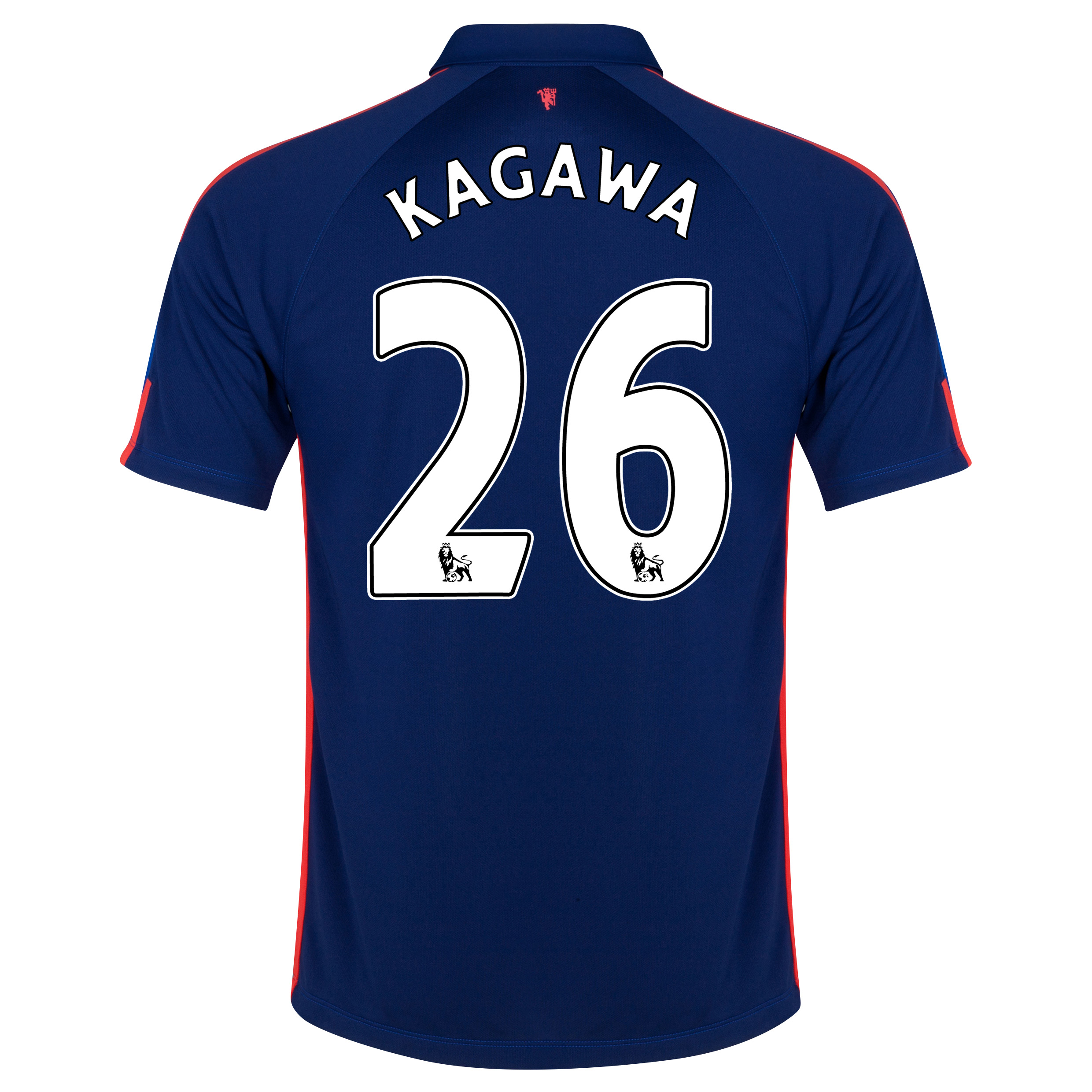 Manchester United Third Kit 2014/15 - Little Boys with Kagawa 26 printing