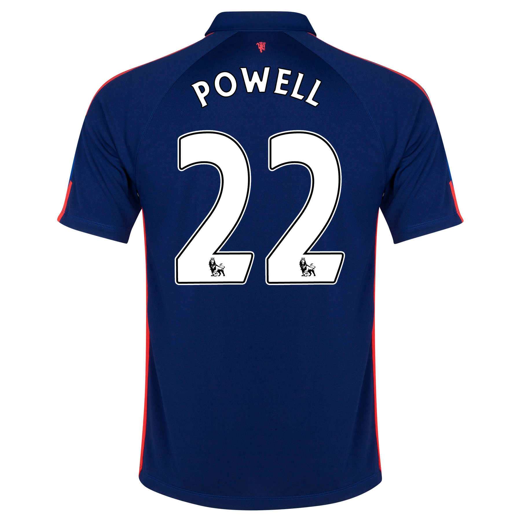 Manchester United Third Kit 2014/15 - Little Boys with Powell 22 printing