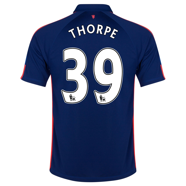 Manchester United Third Shirt 2014/15 - Kids