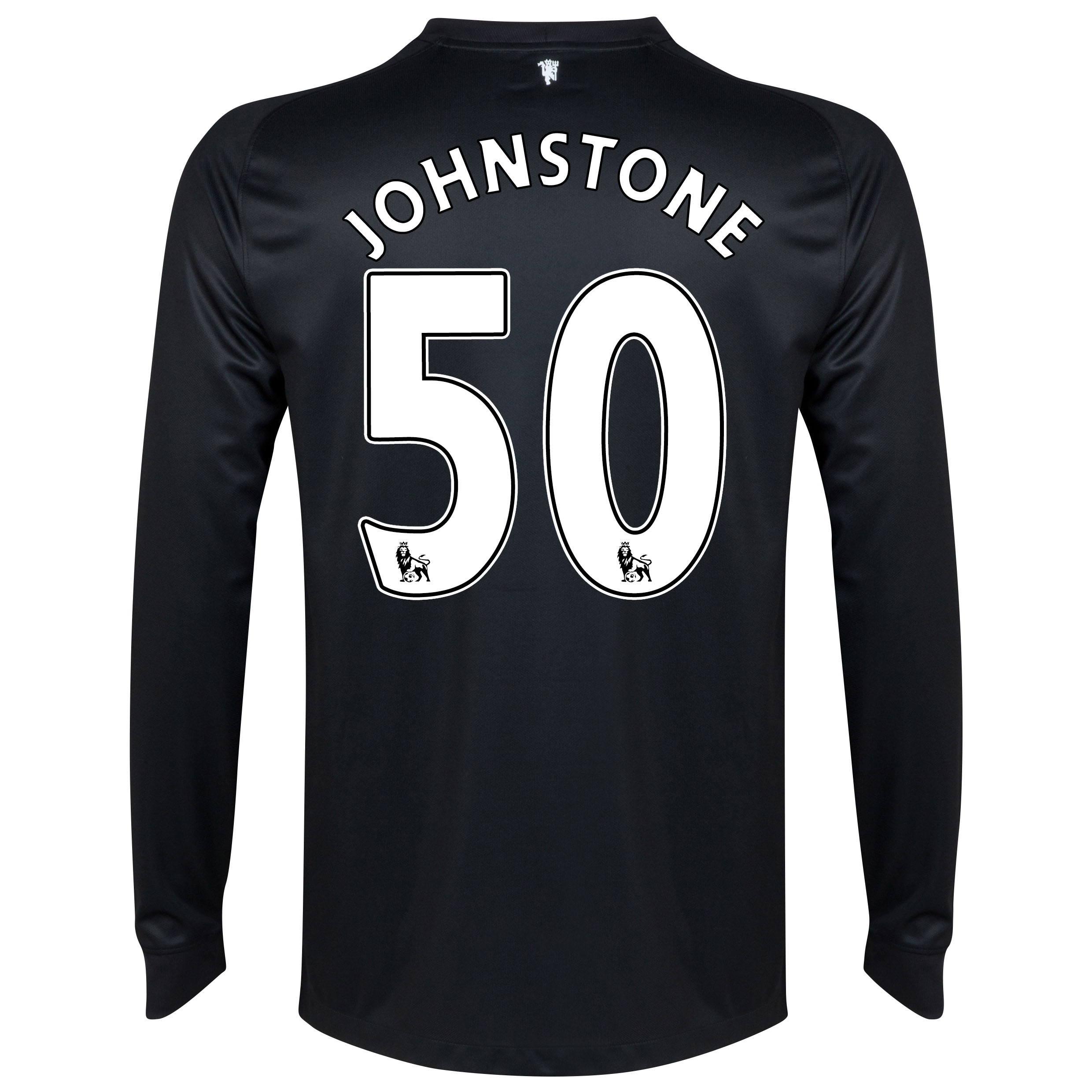 Manchester United Change Goalkeeper Shirt 2014/15 with Johnstone 50 printing