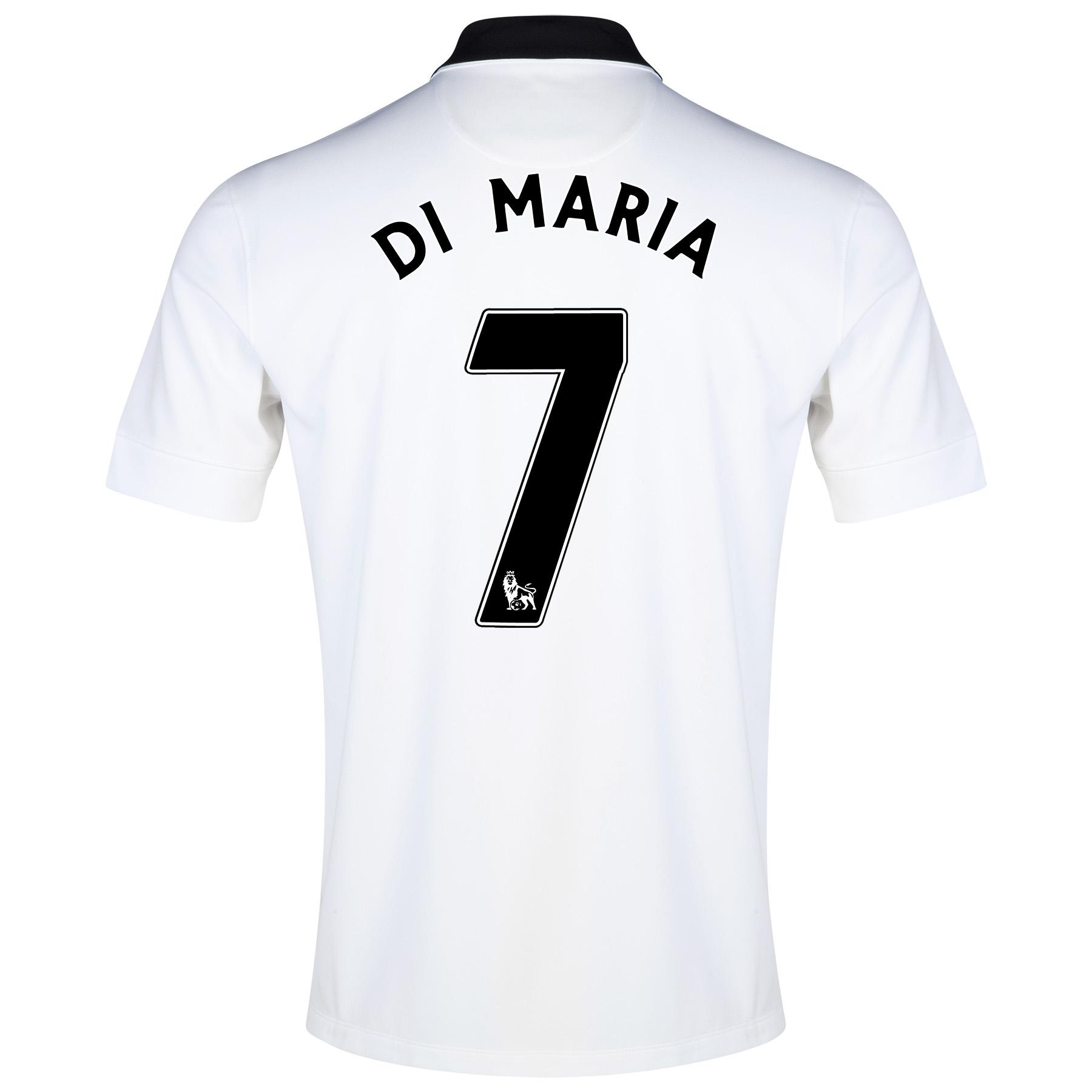 Manchester United Away Shirt 2014/15 with Di María TBC printing