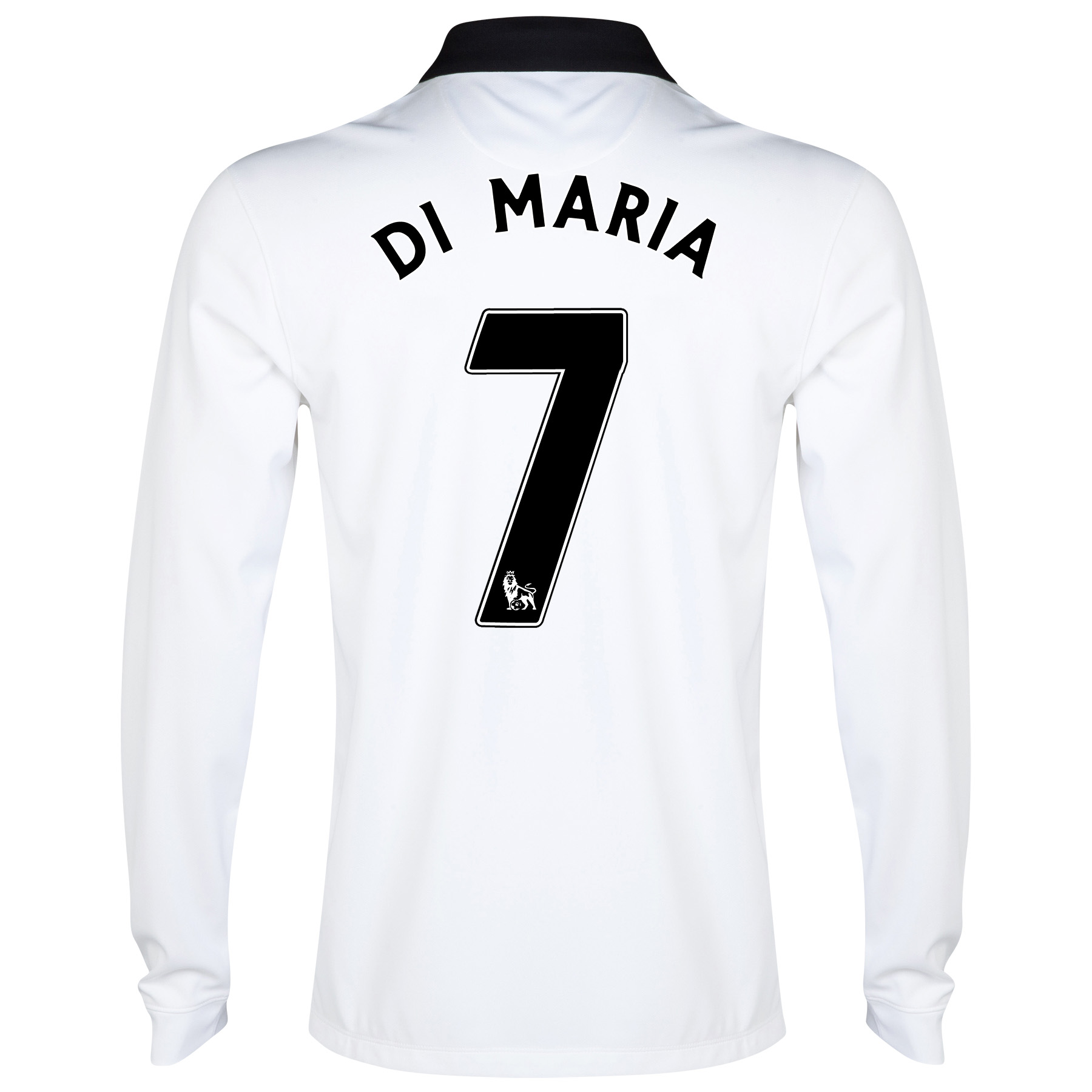 Manchester United Away Shirt 2014/15 - Long Sleeve - Kids with Di Maria 7 printing