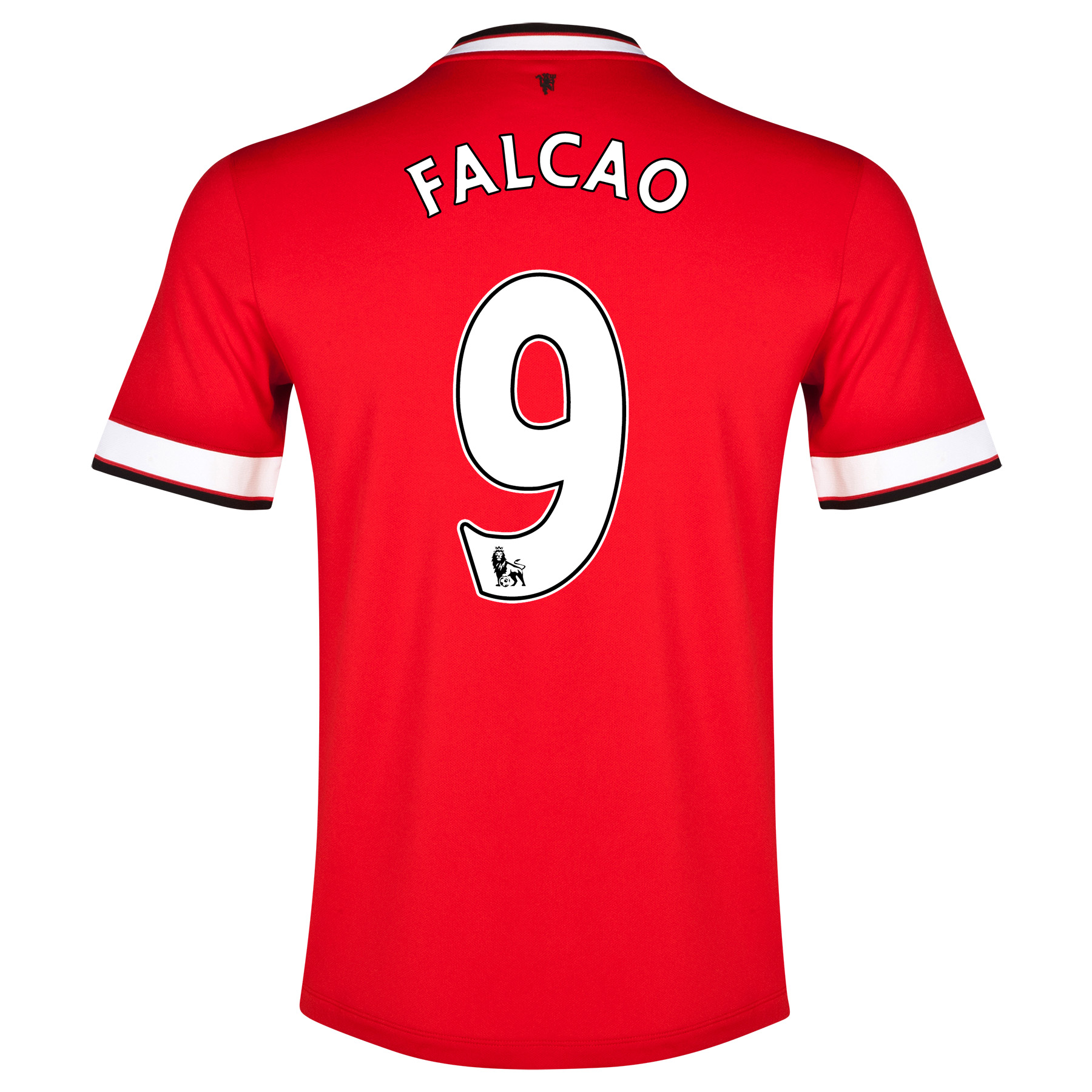 Manchester United Home Shirt 2014/15 - Kids with Falcao 9 printing