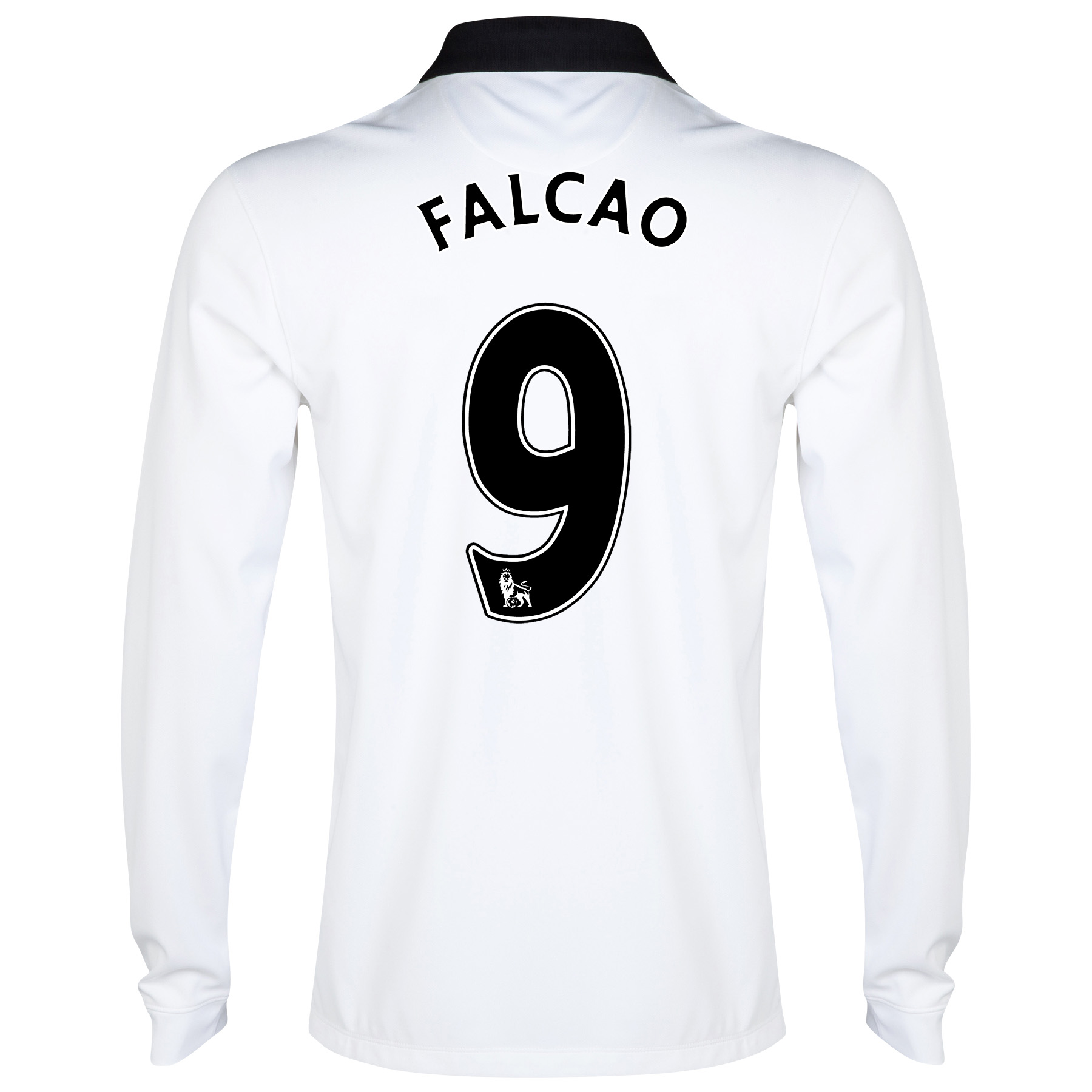 Manchester United Away Shirt 2014/15 - Long Sleeve with Falcao 9 printing
