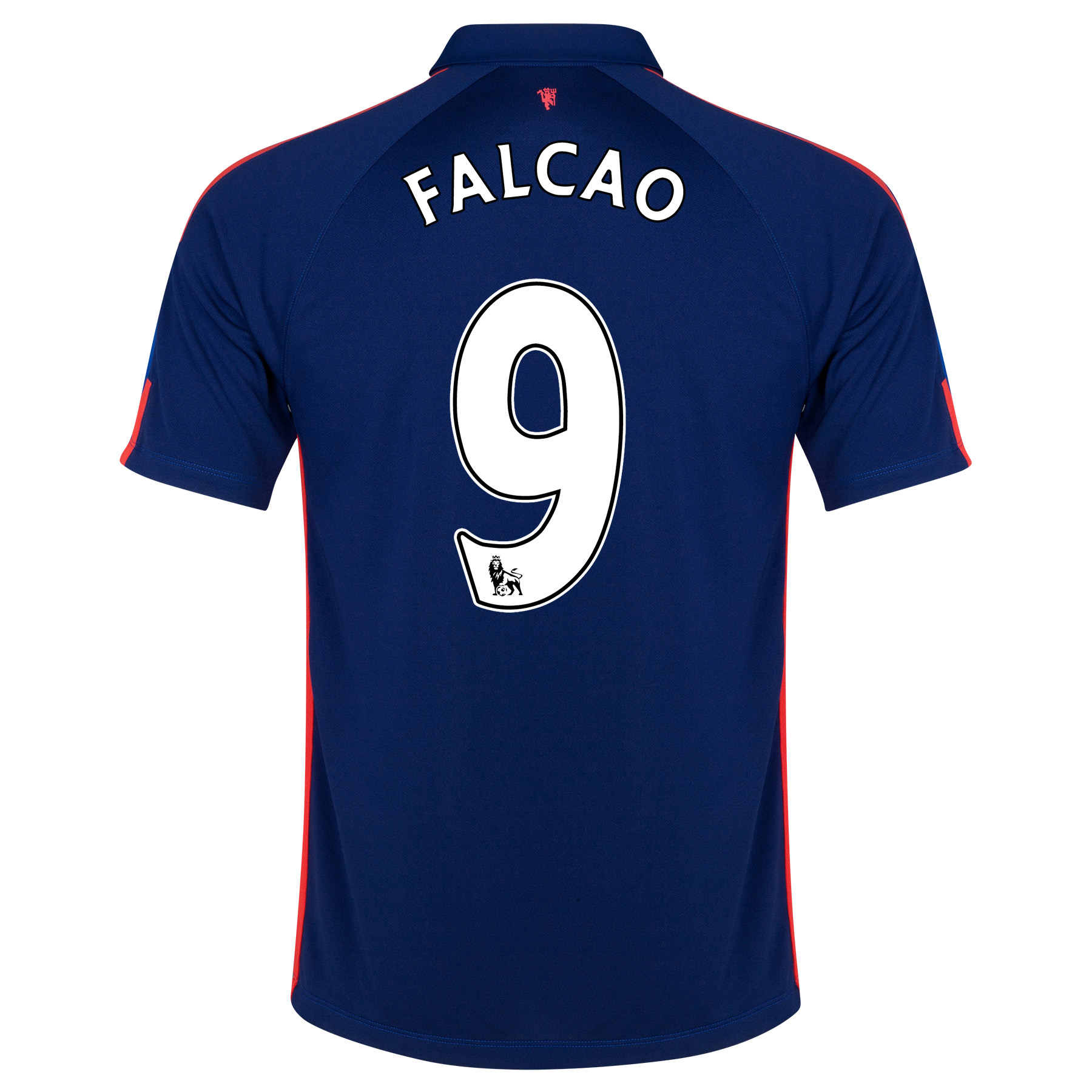 Manchester United Third Shirt 2014/15 - Kids with Falcao 9 printing