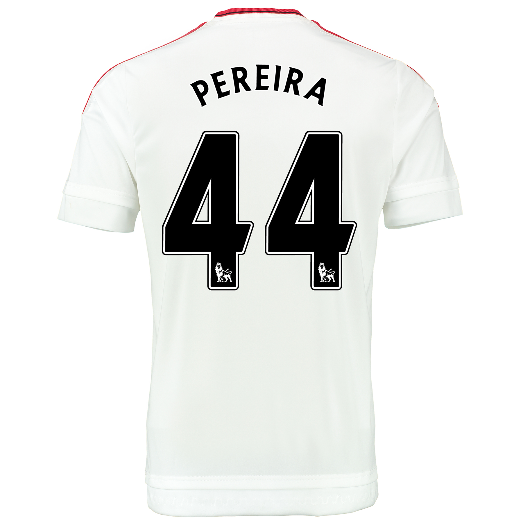 Manchester United Away Baby Kit 2015/16 White with Pereira 44 printing