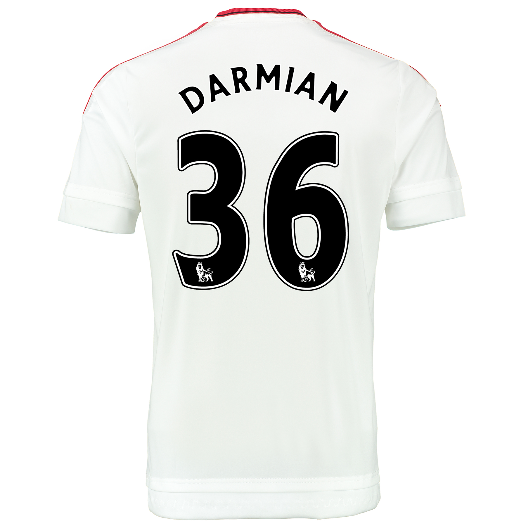 Manchester United Away Baby Kit 2015/16 White with Darmian 36 printing