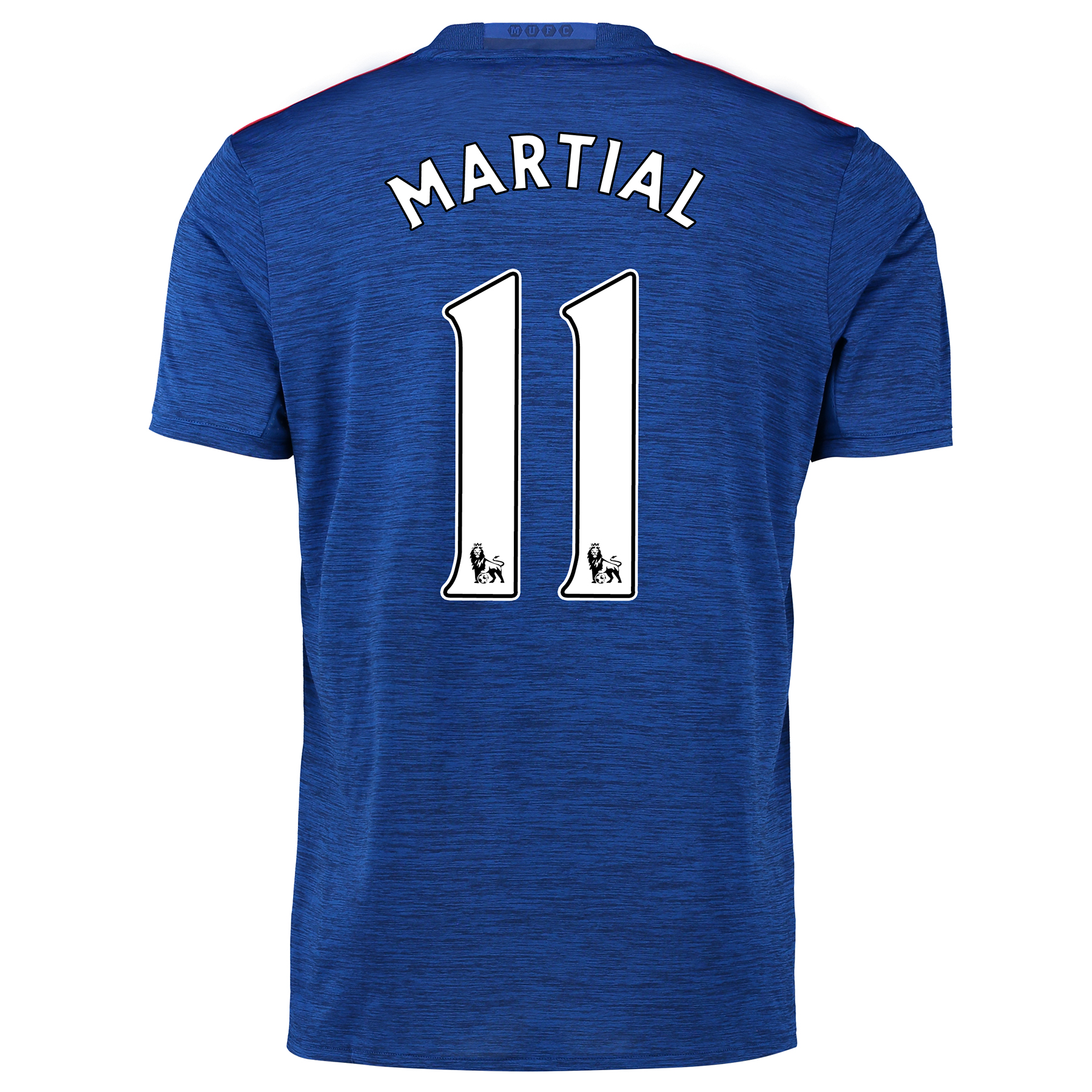 Manchester United Away Shirt 2016-17 with Martial 11 printing