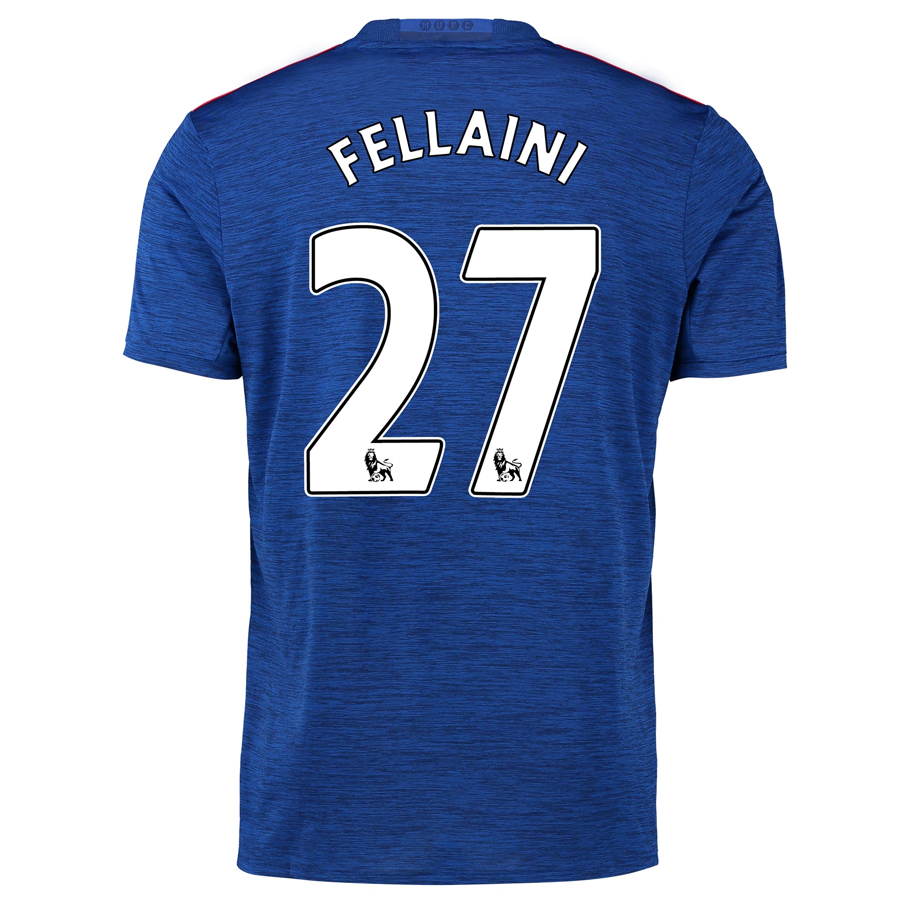 Manchester United Away Shirt 2016-17 with Fellaini 27 printing
