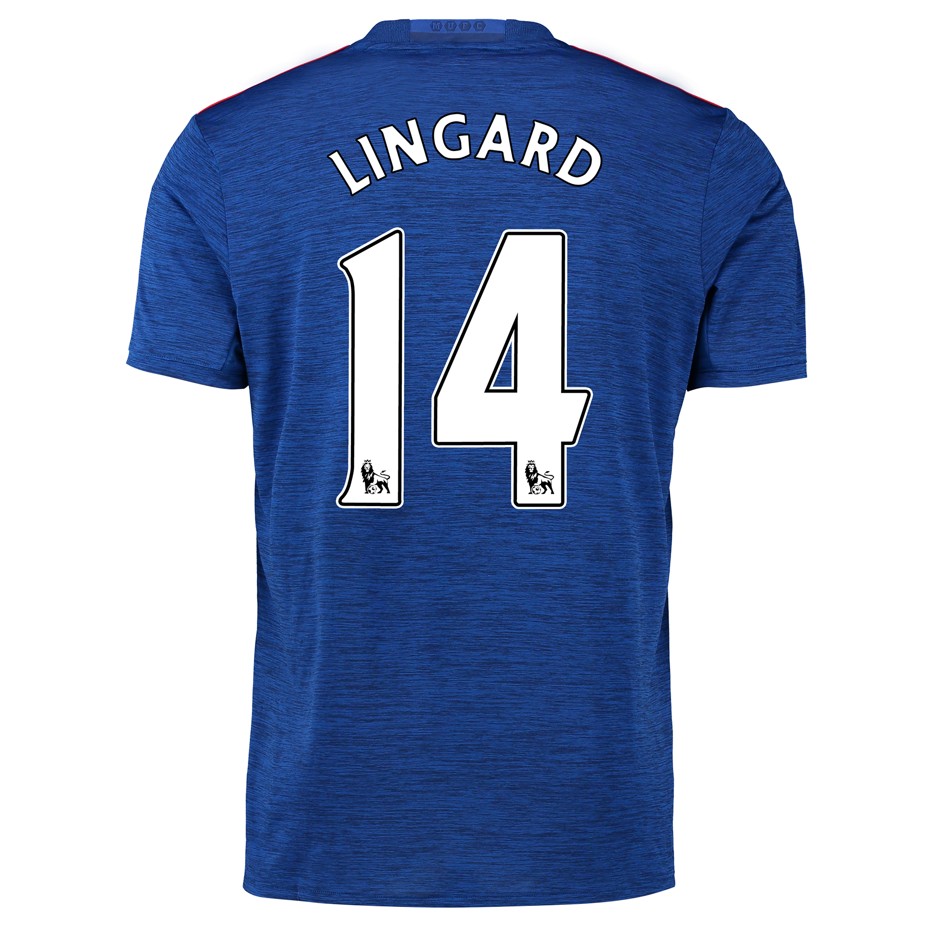 Manchester United Away Shirt 2016-17 with Lingard 14 printing