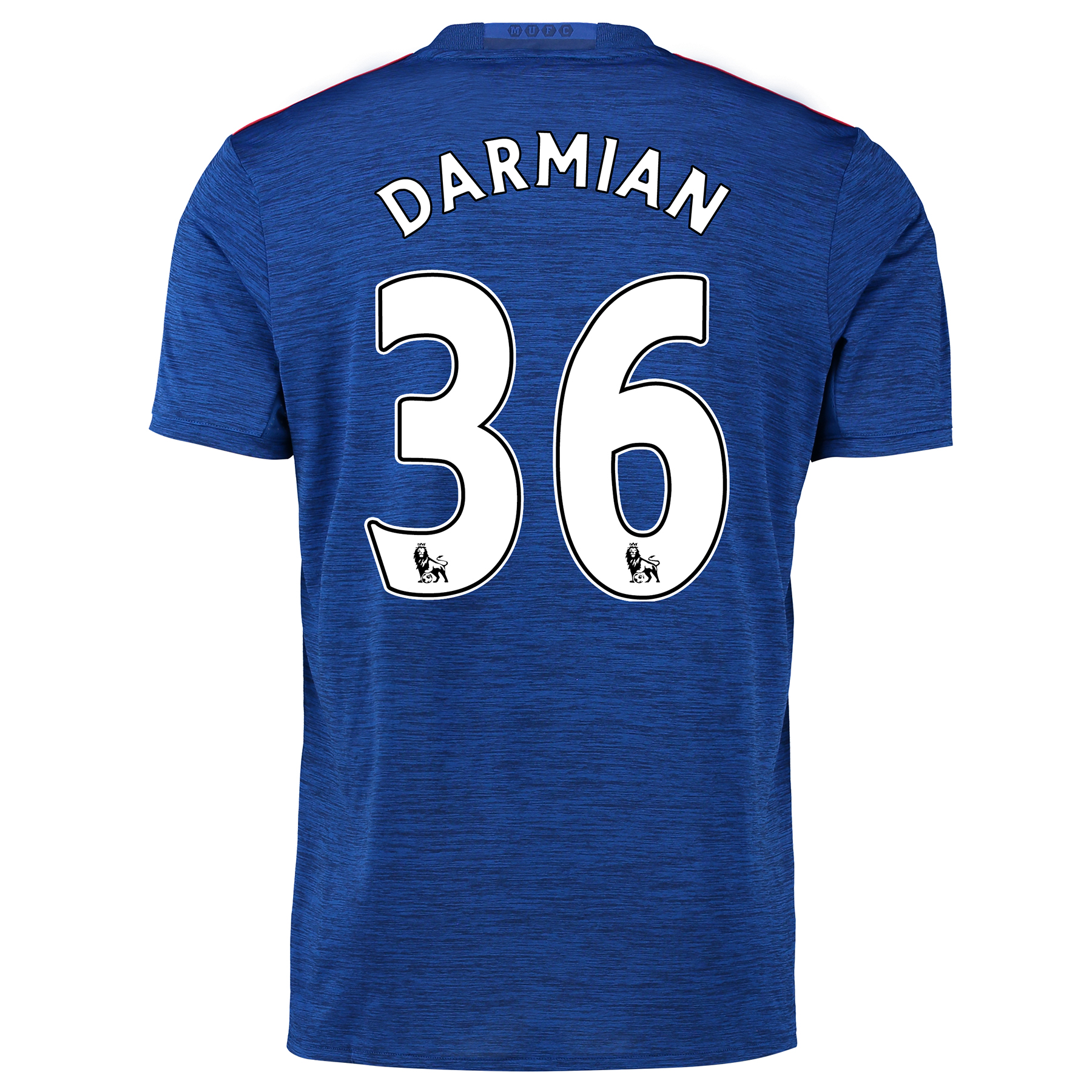 Manchester United Away Shirt 2016-17 with Darmian 36 printing