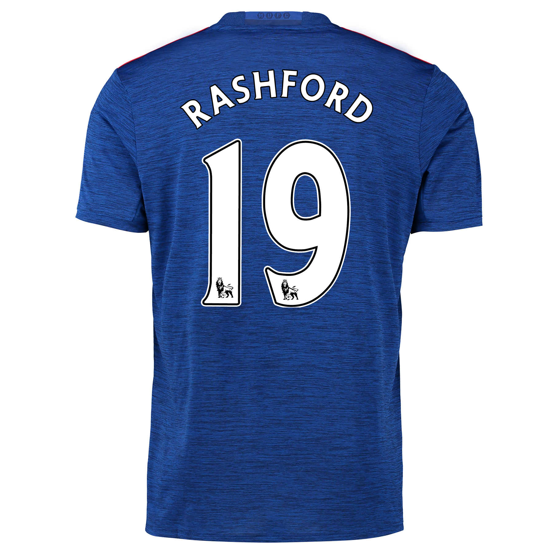 Manchester United Away Shirt 2016-17 with Rashford 19 printing