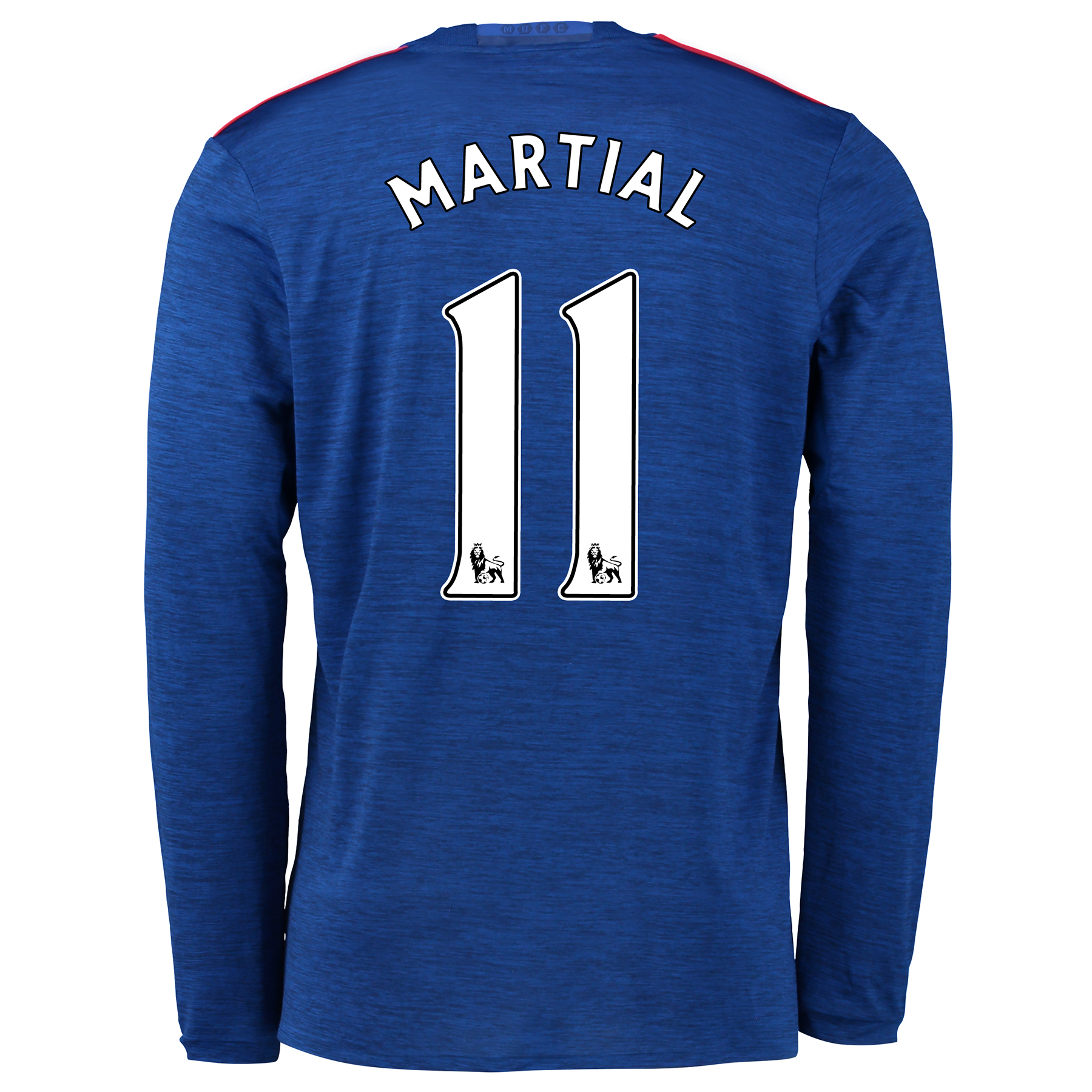 Manchester United Away Shirt 2016-17 - Long Sleeve with Martial 11 pri