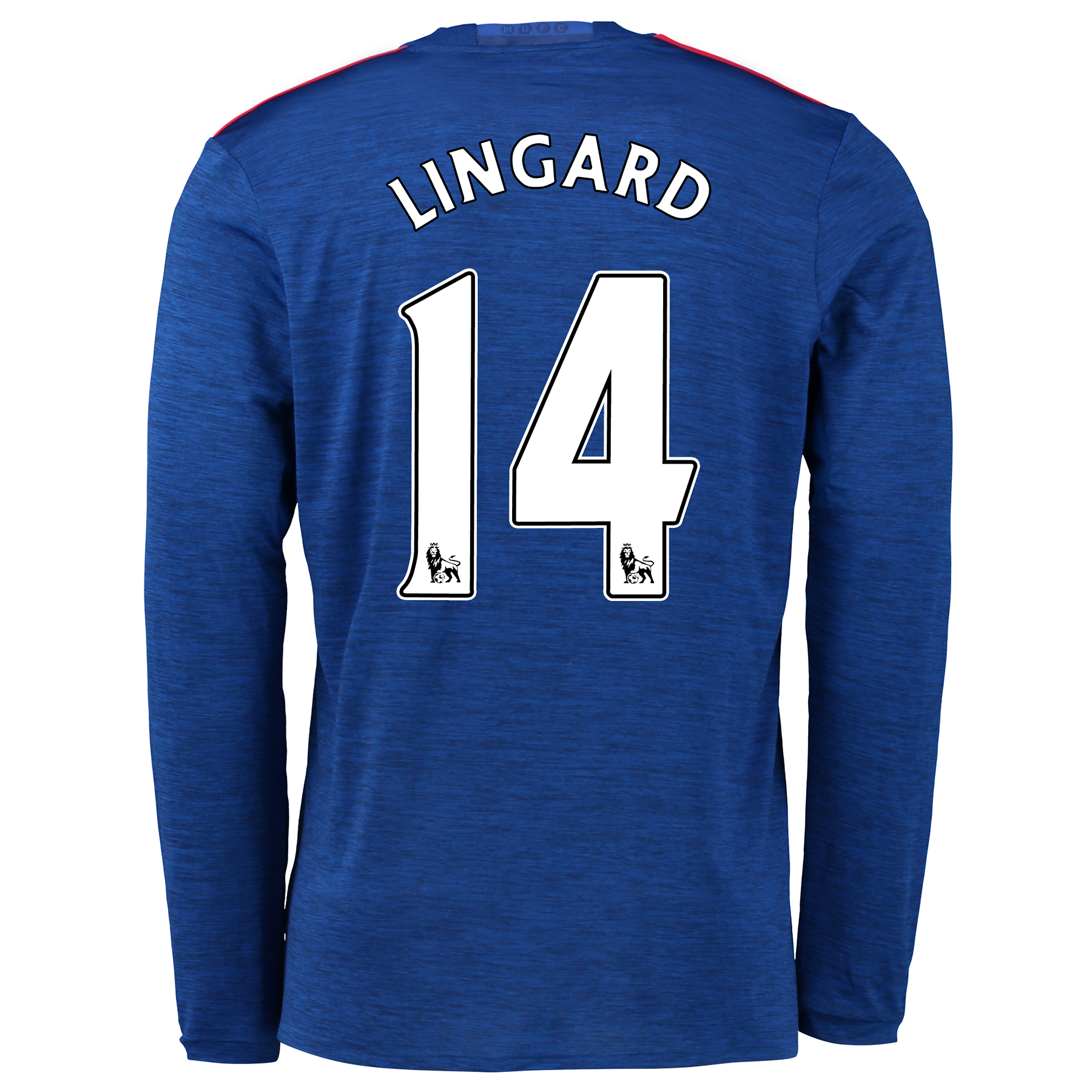 Manchester United Away Shirt 2016-17 - Long Sleeve with Lingard 14 pri