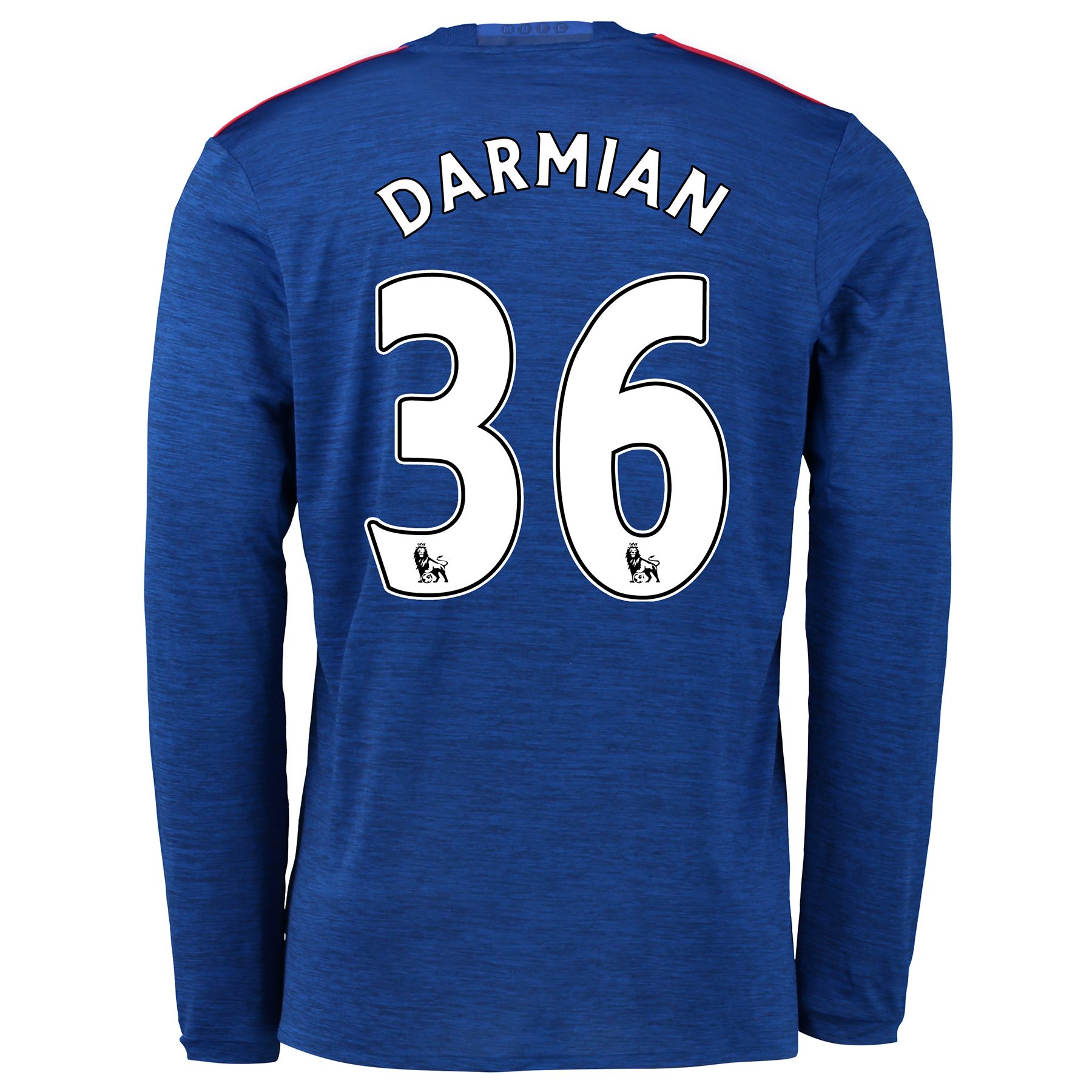 Manchester United Away Shirt 2016-17 - Long Sleeve with Darmian 36 pri